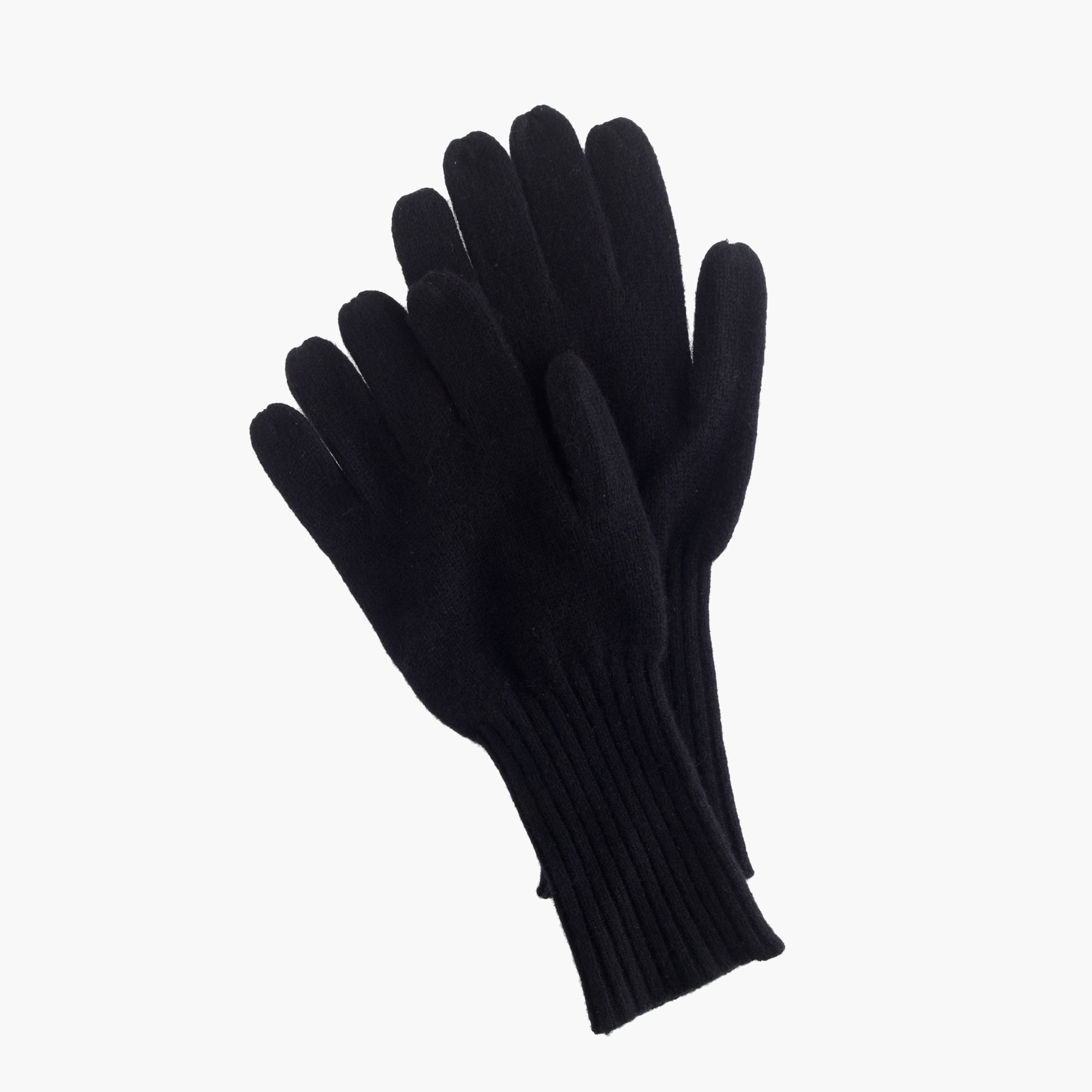 Gloves in everyday cashmere