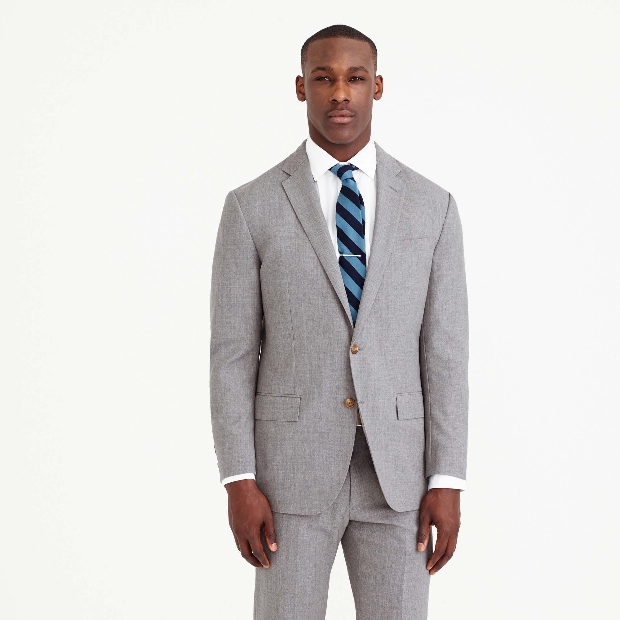 Crosby Traveler suit jacket in Italian wool