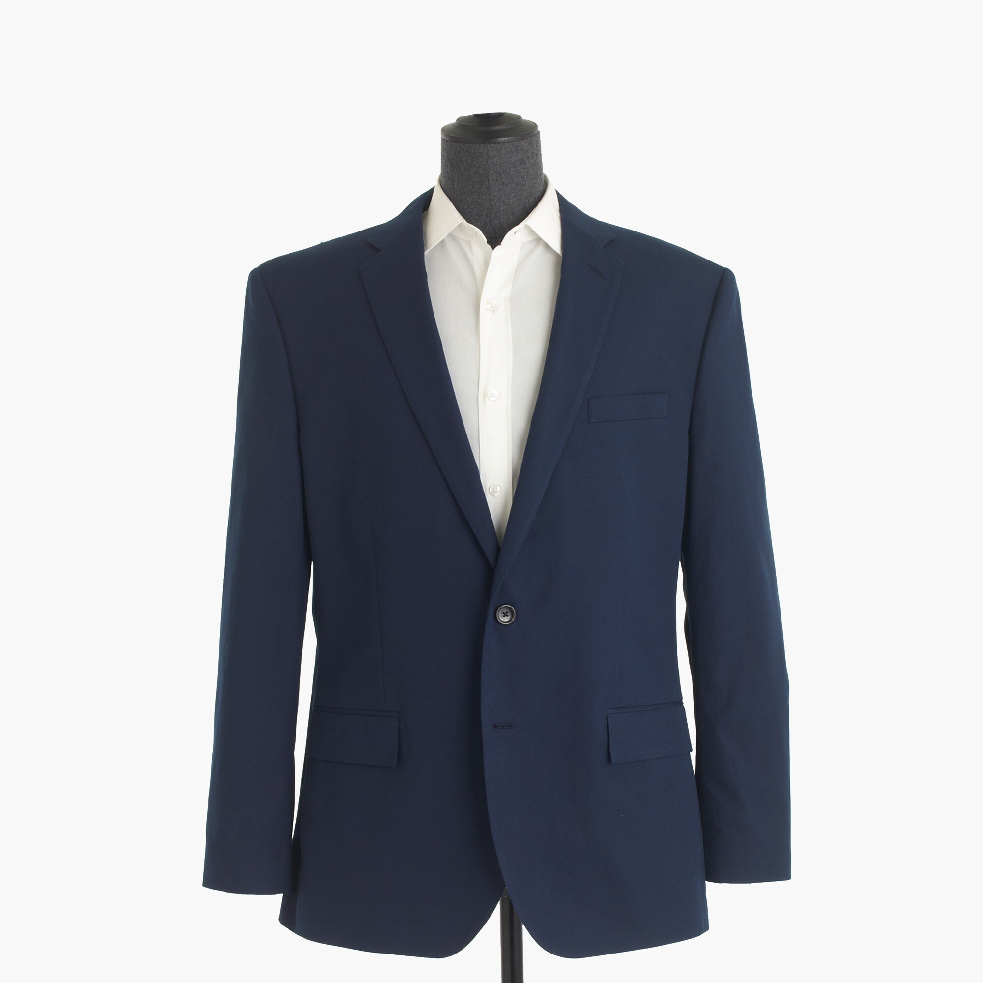 Crosby suit jacket in Italian cotton piqué