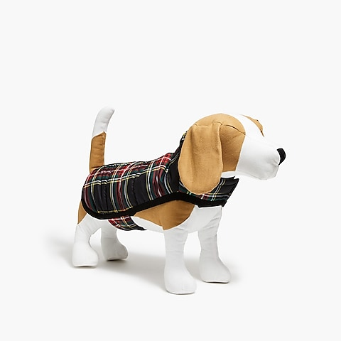 womens Crewmutts puffer vest for dogs