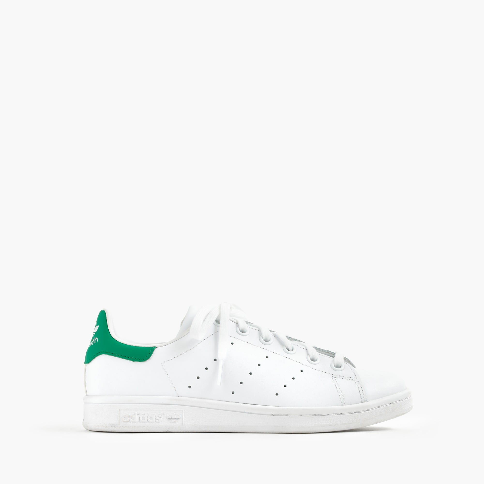 Kids' Adidas® Stan Smith™ sneakers in larger sizes girl j.crew in good company c