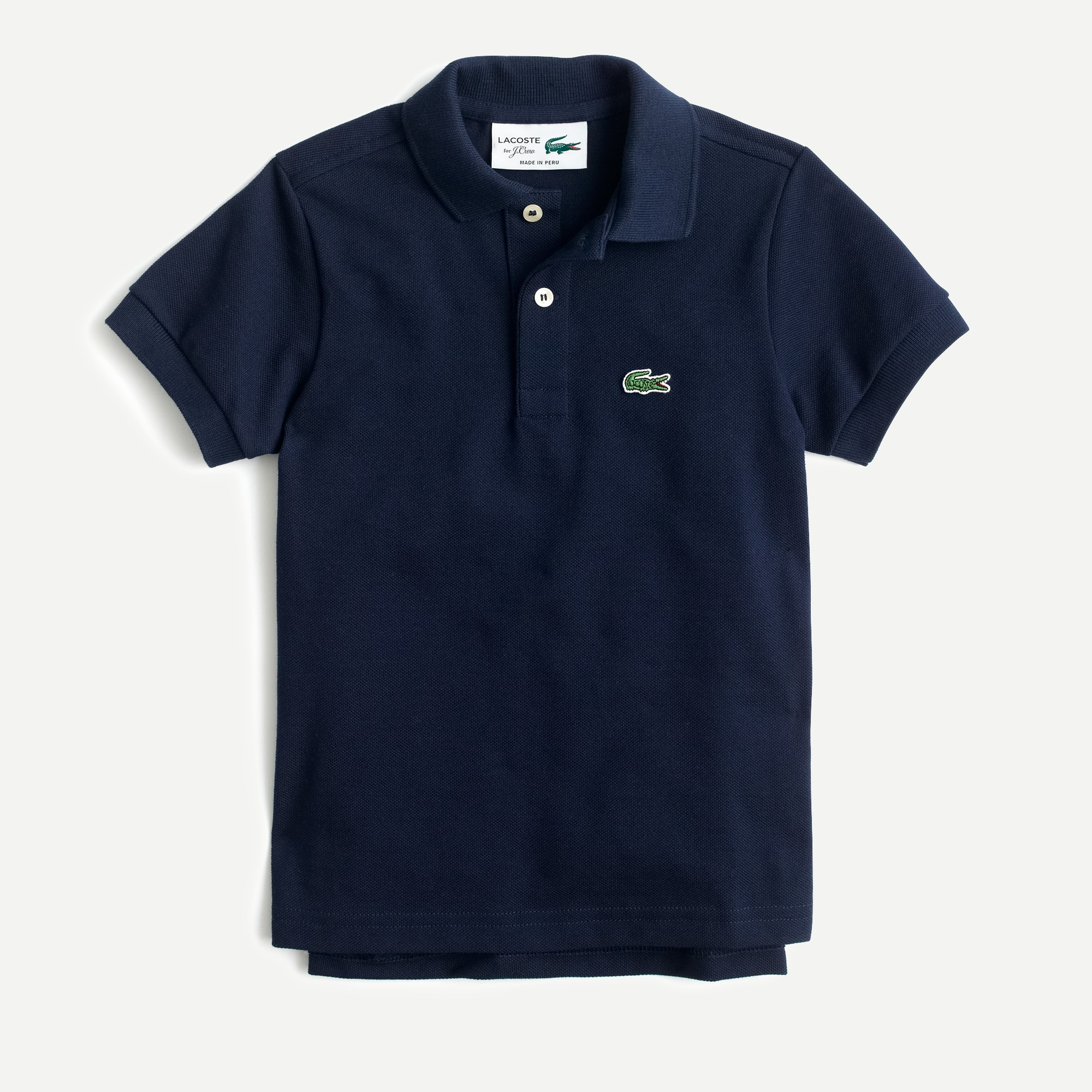 boys Kids' Lacoste® for J.Crew polo shirt