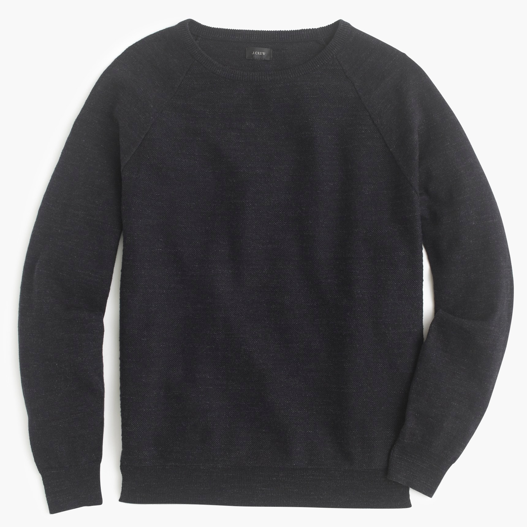 men's tall rugged cotton sweater - men's sweaters