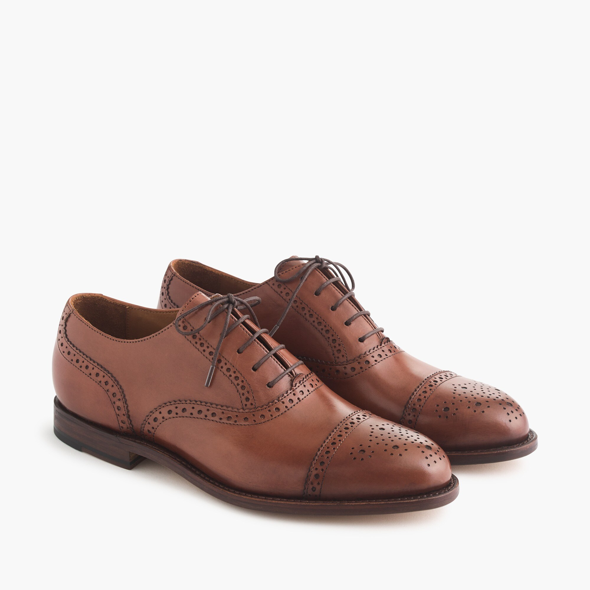 Image 1 for Ludlow semi-brogue oxfords