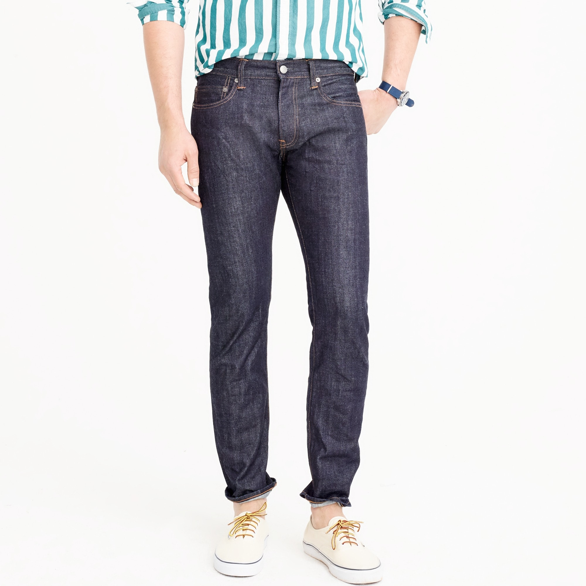 men's 484 slim-fit jean in riverton wash - men's pants