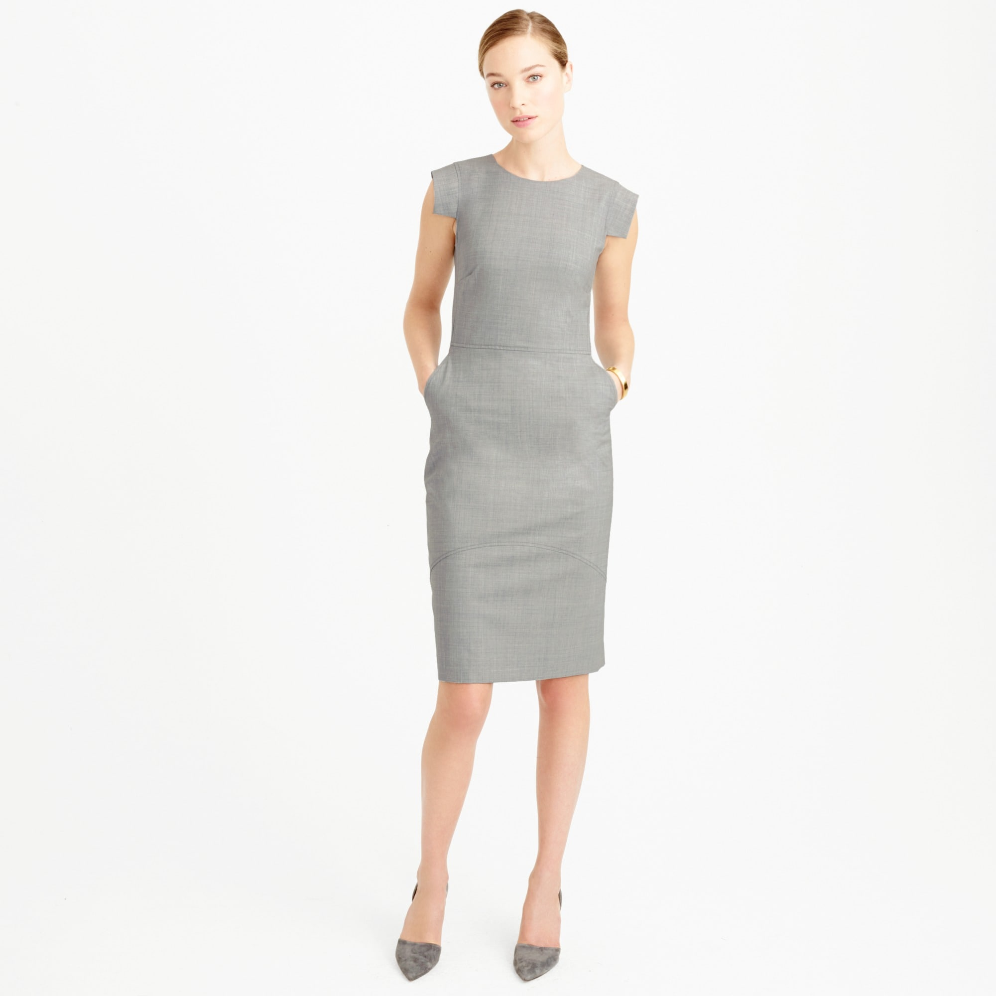 Résumé dress women suiting c