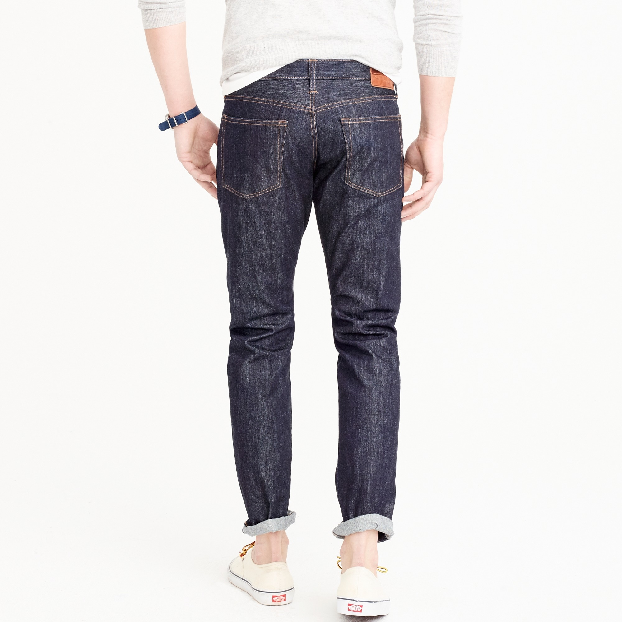 770 Straight-fit jean in Riverton wash