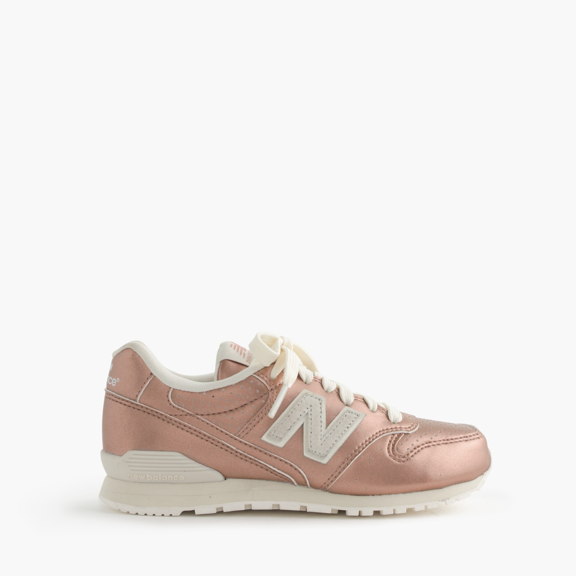 Kids' New Balance® for crewcuts 996 sneakers in rose gold girl j.crew in good company c