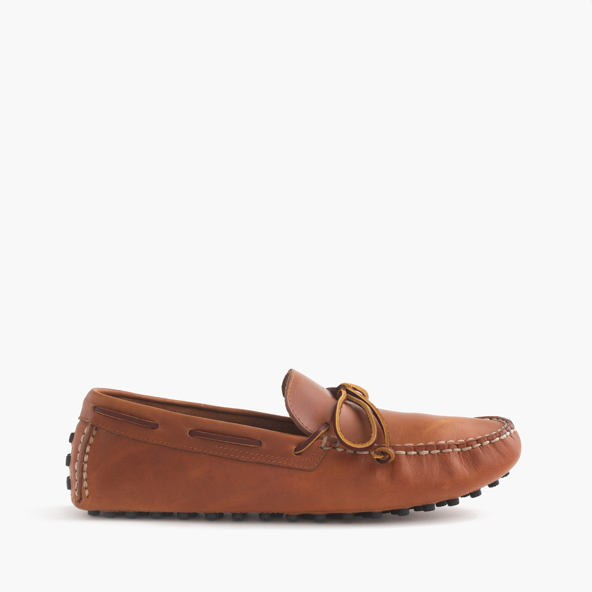 mens Sperry® for J.Crew driving moccasins