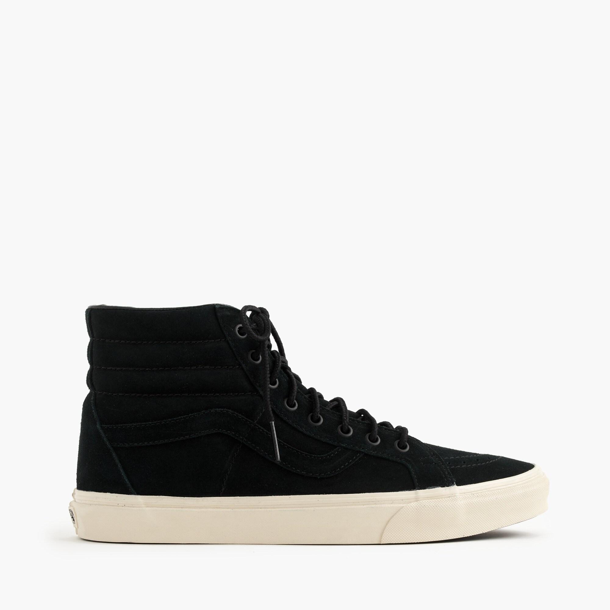Image 1 for Vans® for J.Crew SK8-Hi sneakers in monotone suede