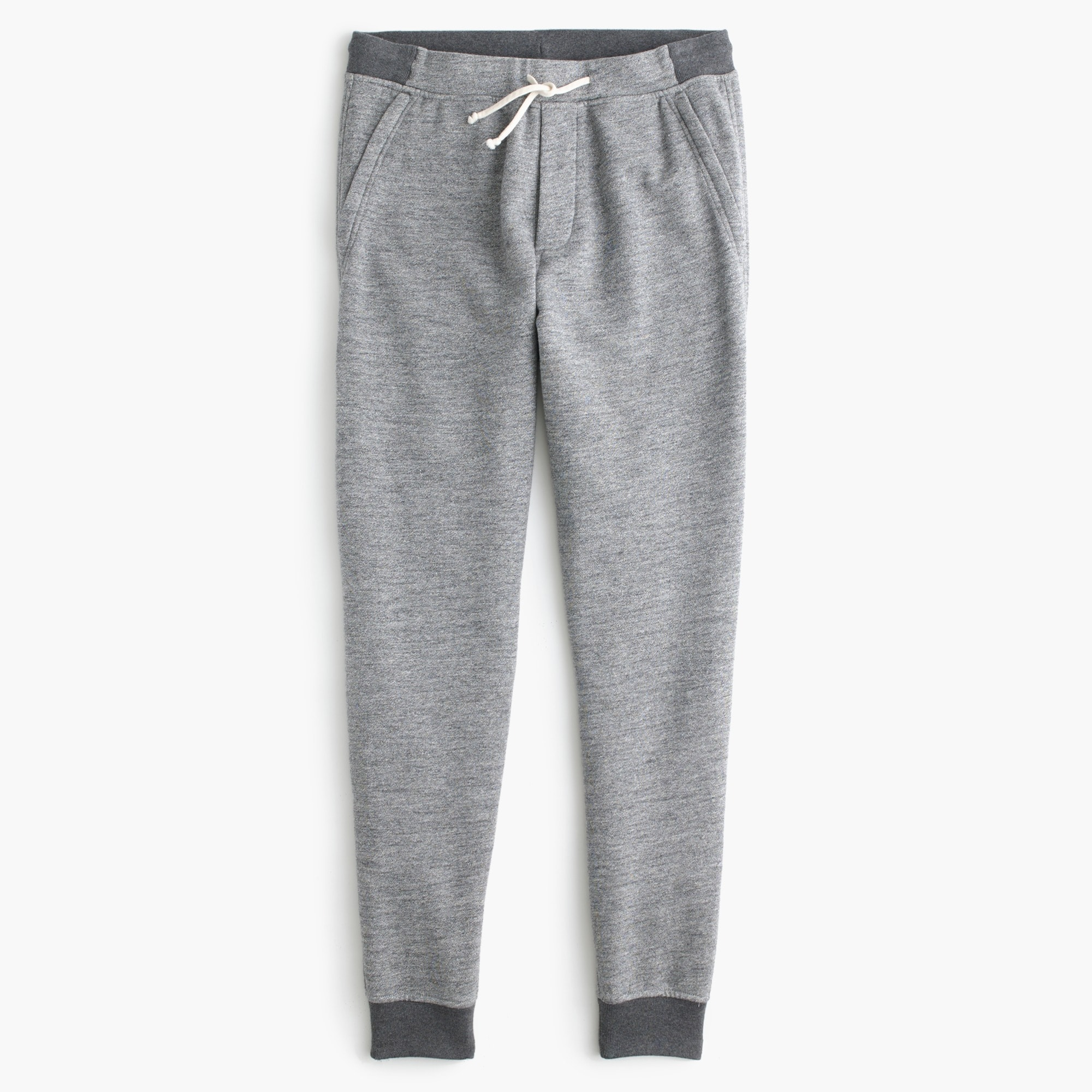 Image 2 for Classic zip-pocket sweatpant