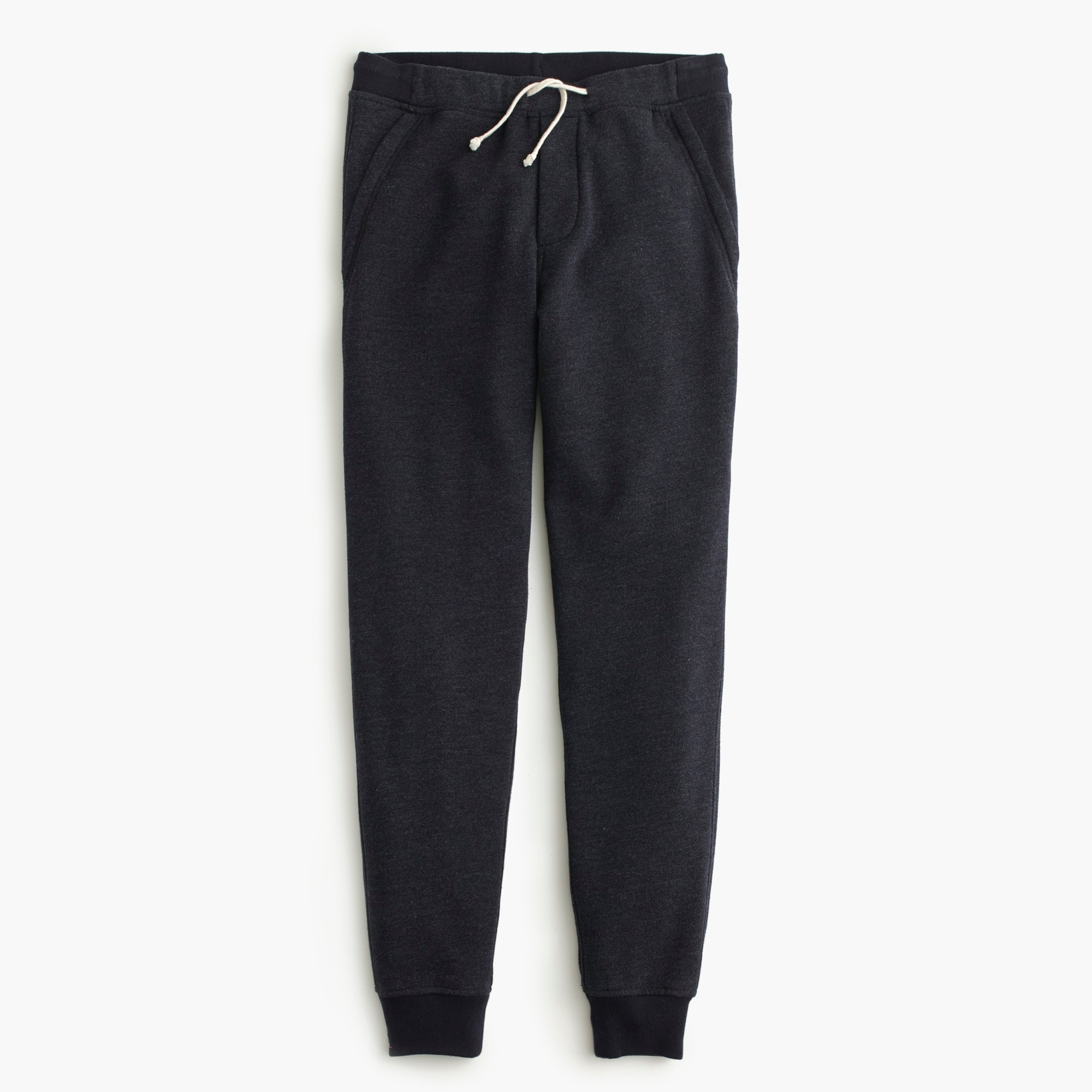 Image 2 for Slim classic zip-pocket sweatpant