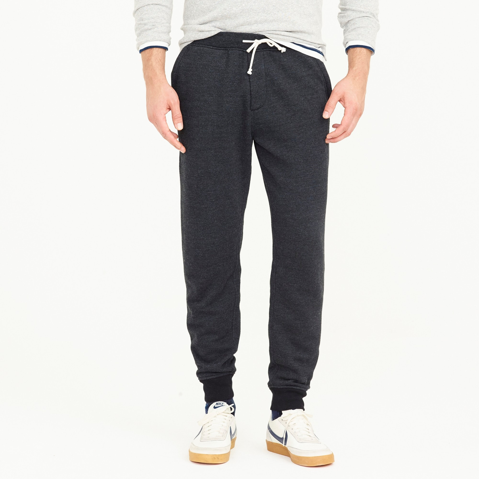 Image 1 for Slim classic zip-pocket sweatpant