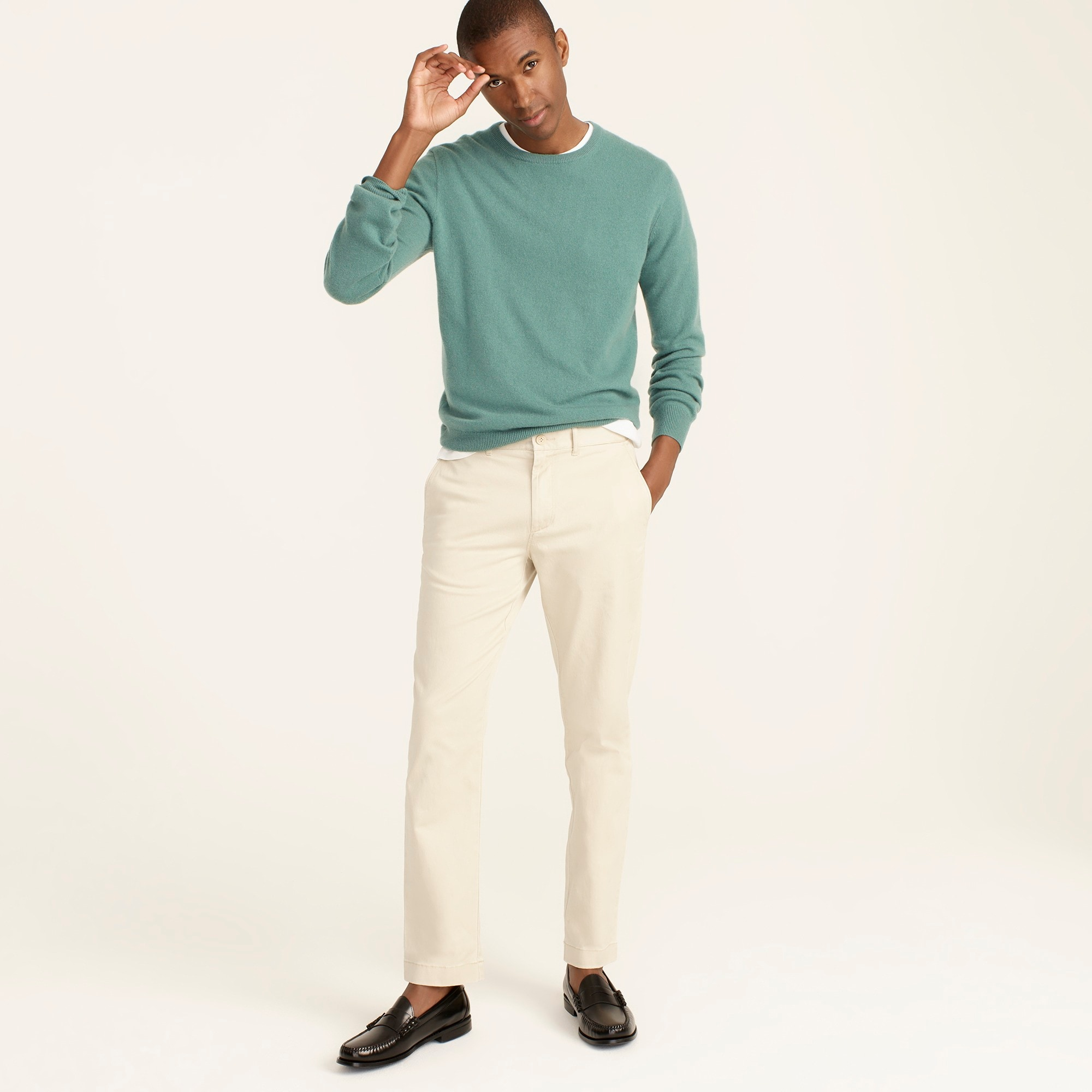 stretch chino in 770 fit : men's chinos