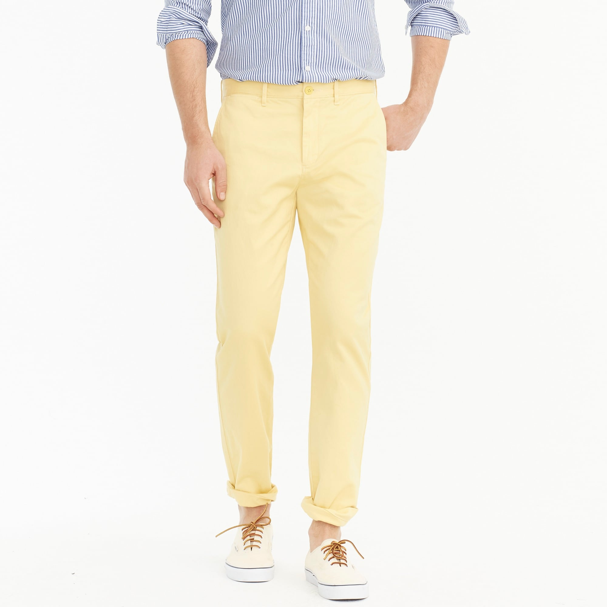 770 Straight-fit pant in stretch chino men pants c