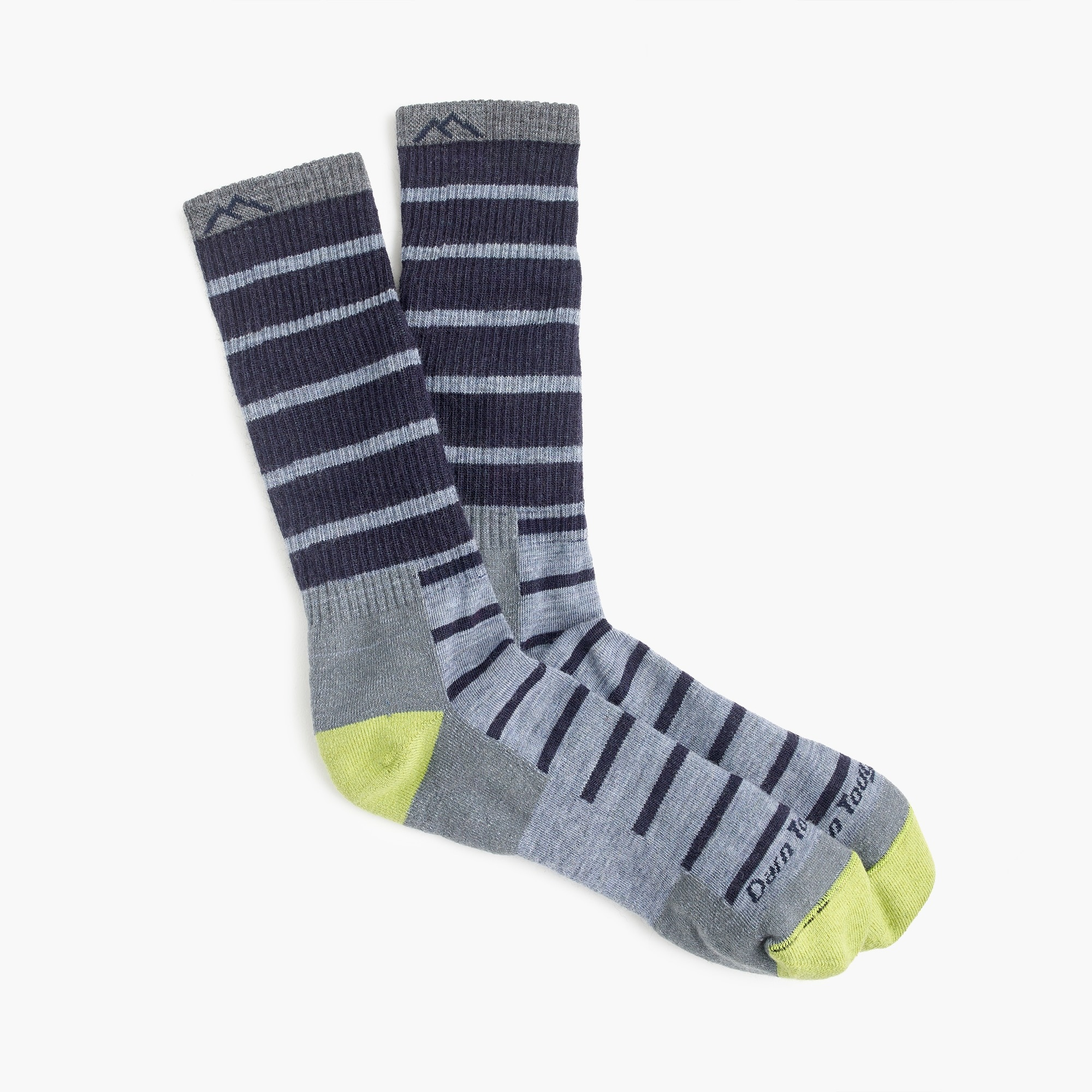 Darn Tough Vermont® for J.Crew striped socks men j.crew in good company c