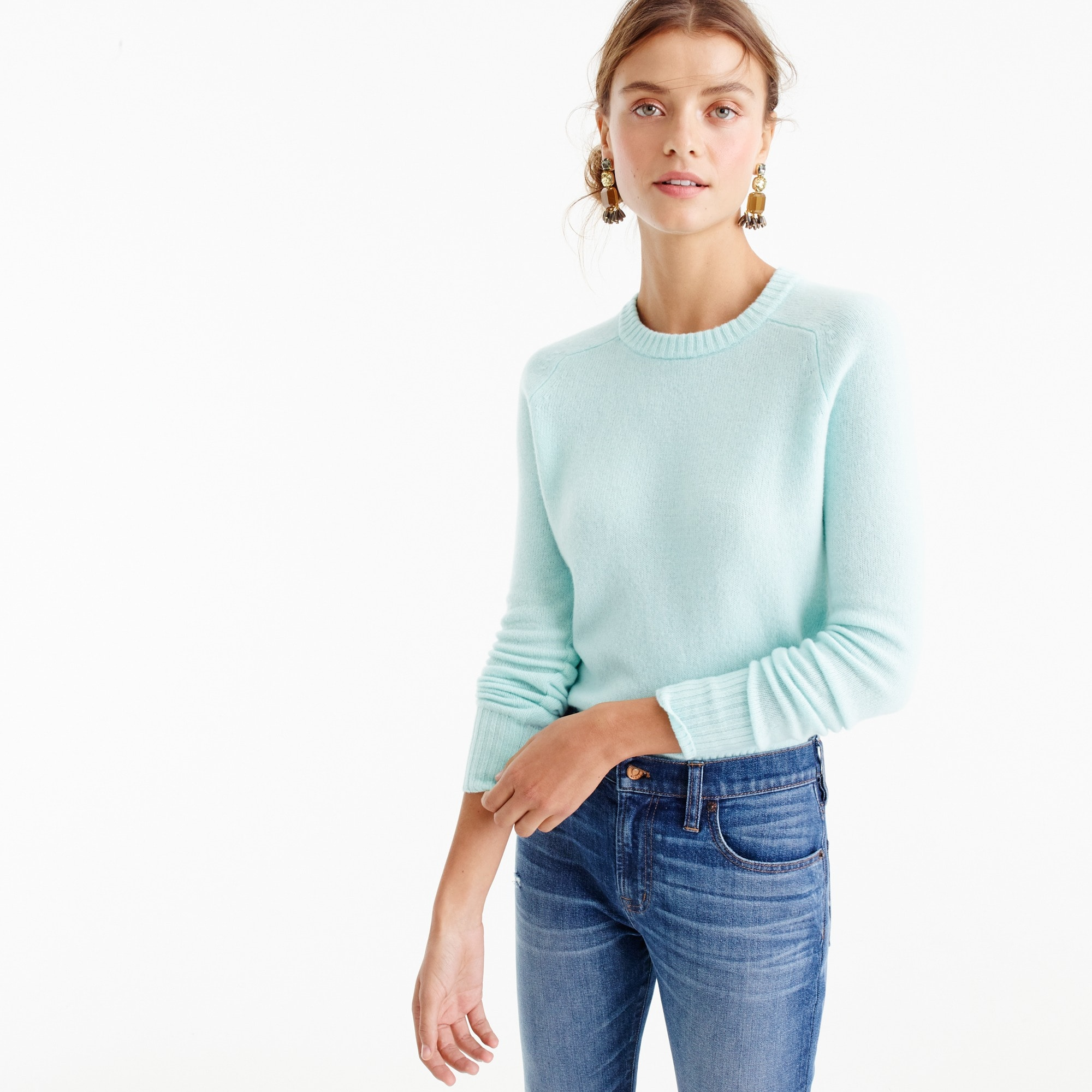 holly sweater : women's sweaters