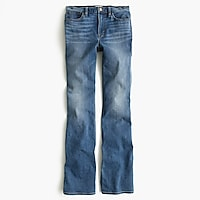 Flare jean in Parkmount wash