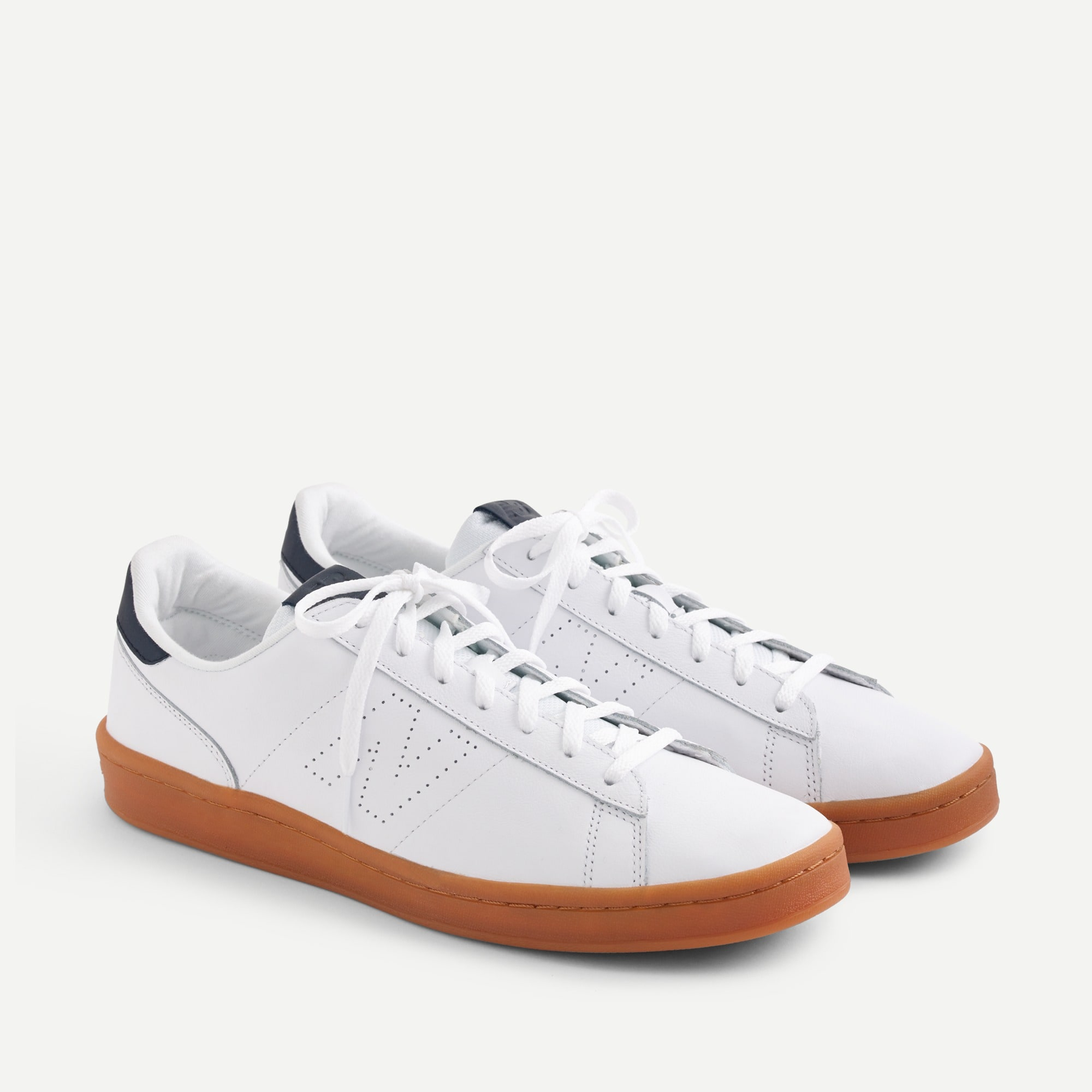 mens New Balance® for J.Crew 791 leather sneakers