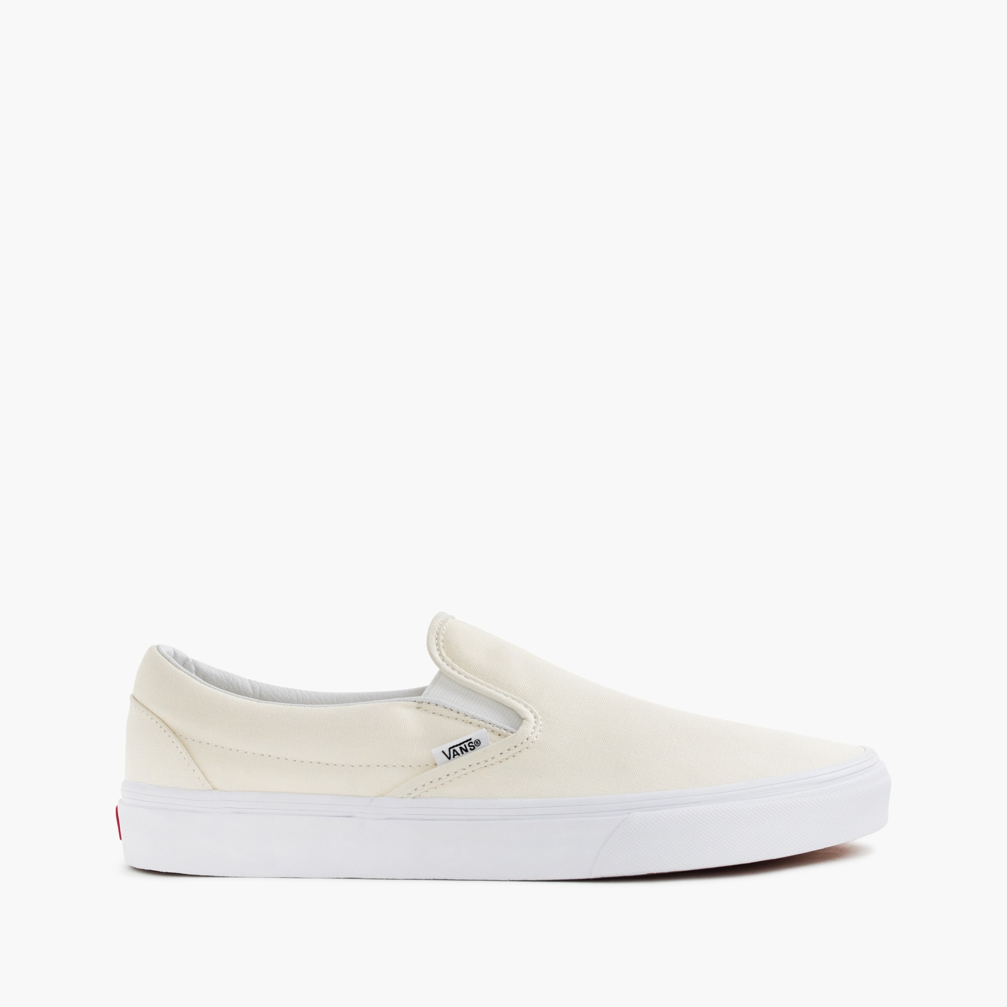 Men's Vans® canvas slip-on sneakers