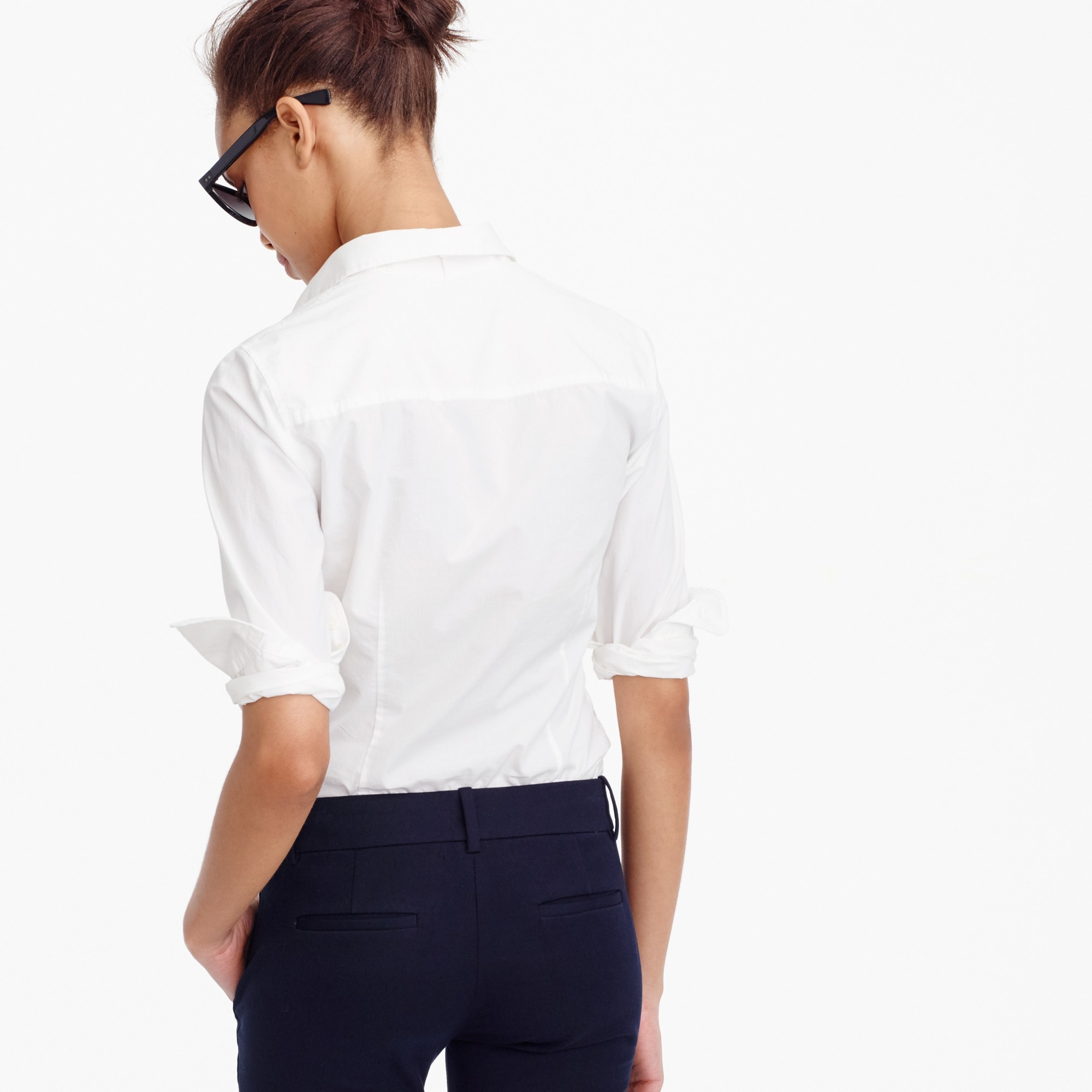 Image 4 for Tall new perfect shirt in cotton poplin