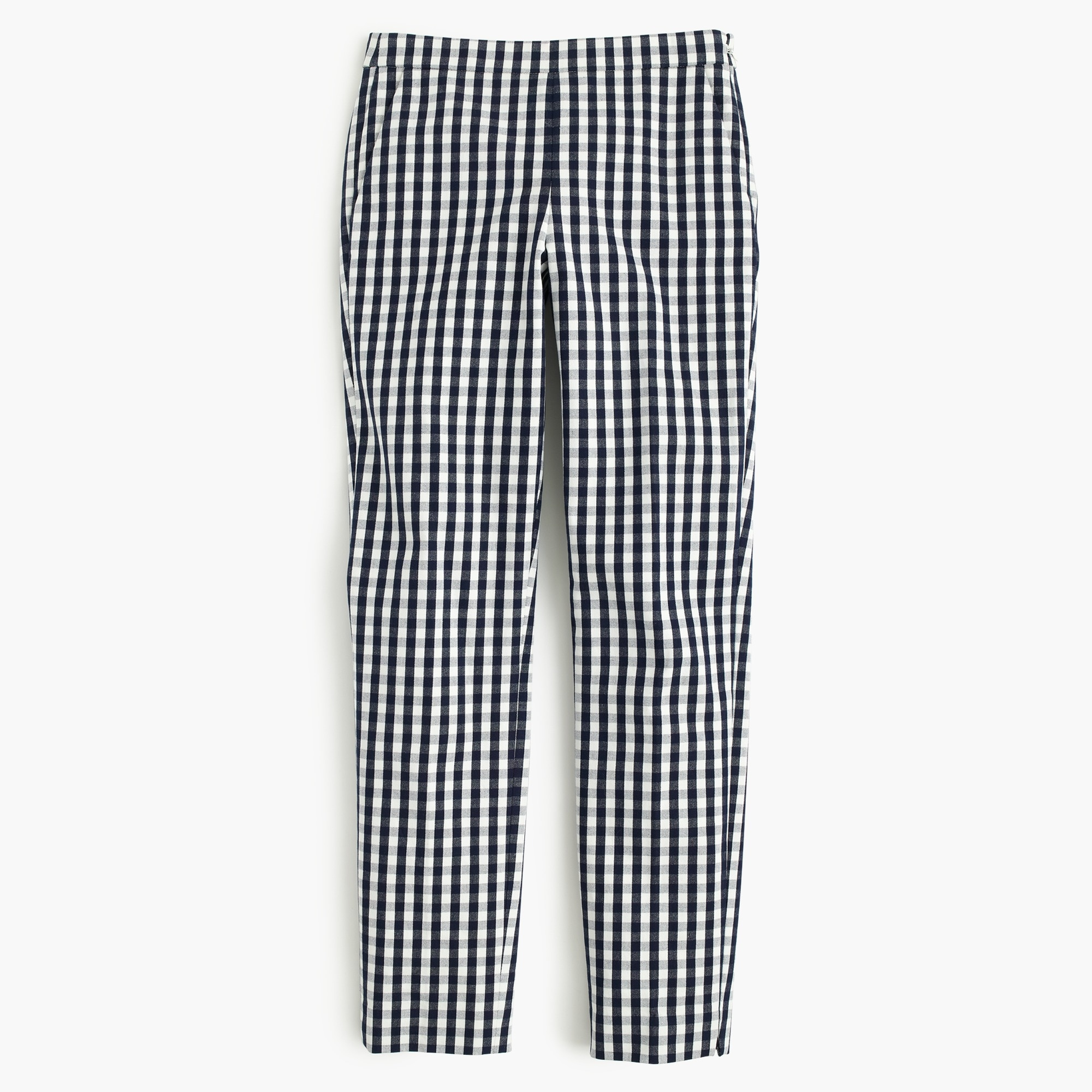Tall Martie pant in gingham