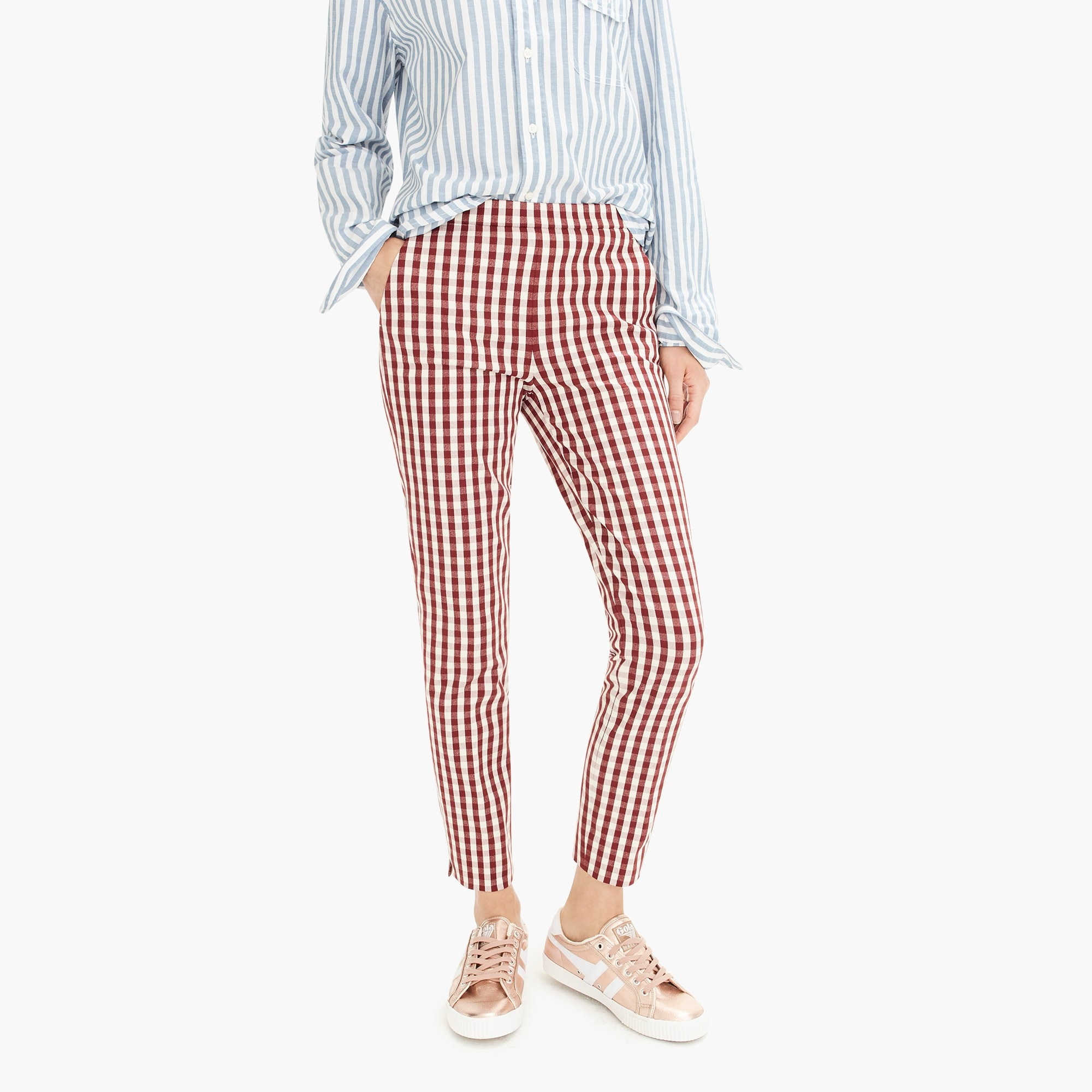 Image 1 for Petite Martie pant in gingham