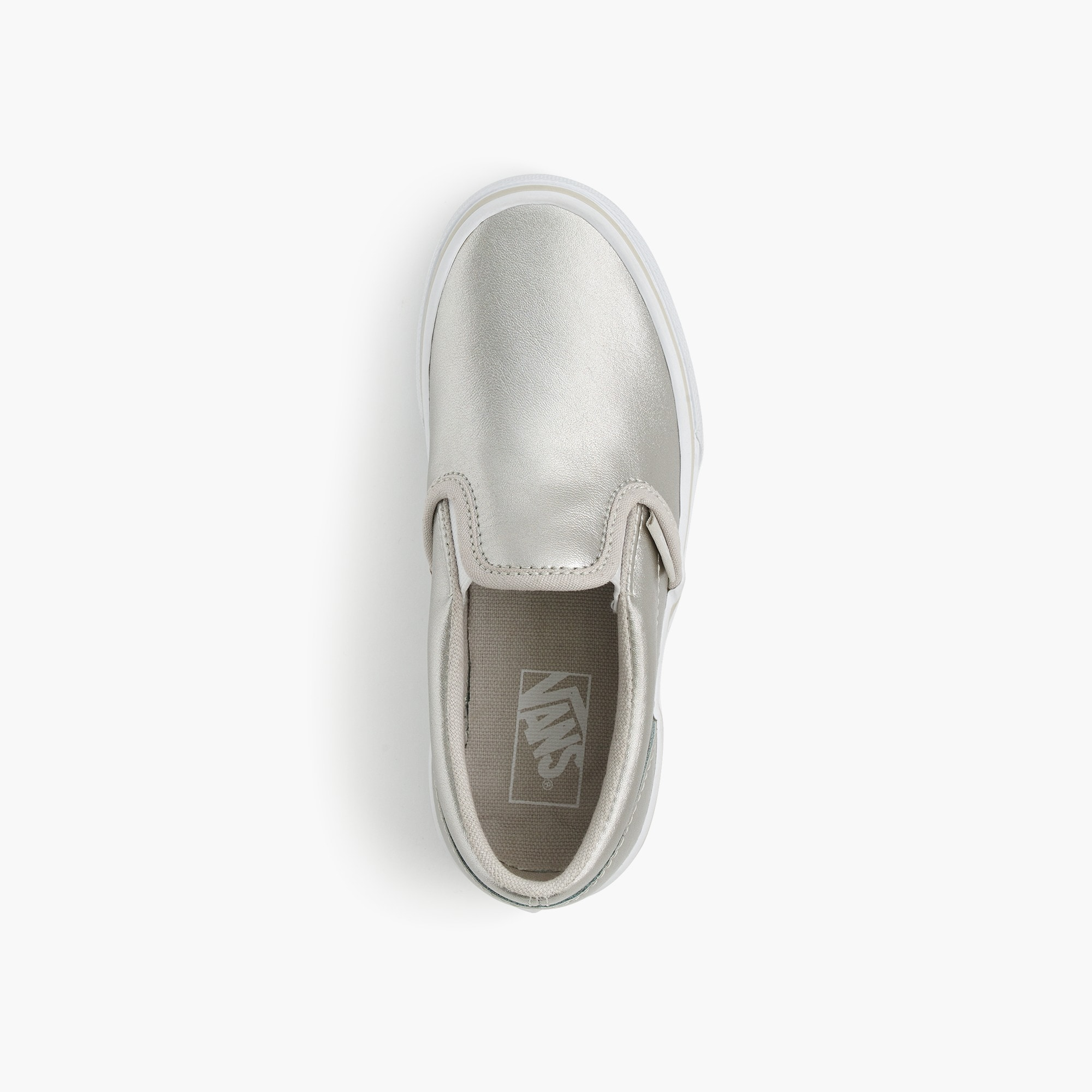 Image 2 for Girls' Vans® classic slip-on sneakers