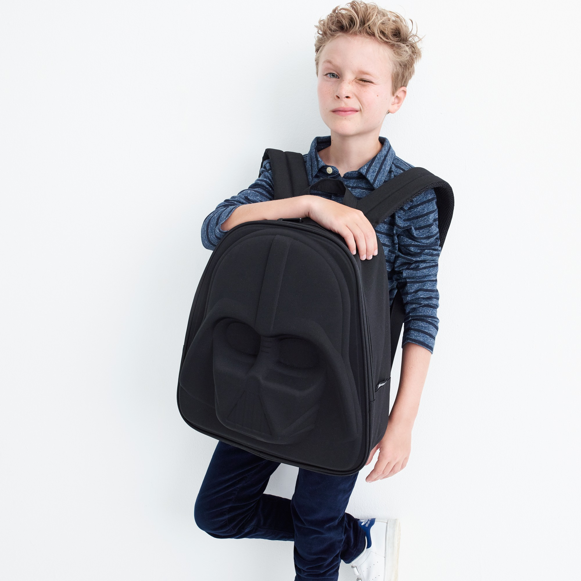 Kids' Star Wars ™ for crewcuts Darth Vader backpack boy j.crew in good company c