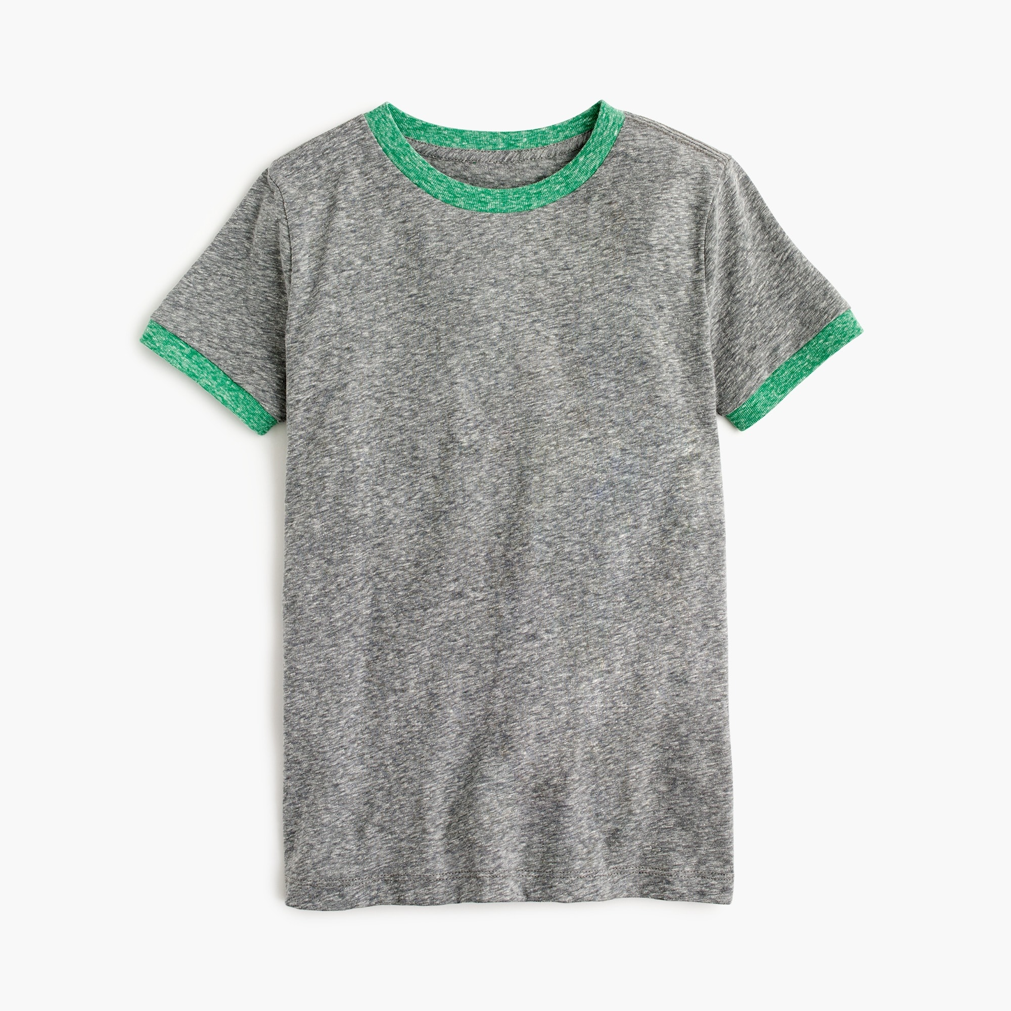 Boys' ringer T-shirt in supersoft jersey boy t-shirts & polos c