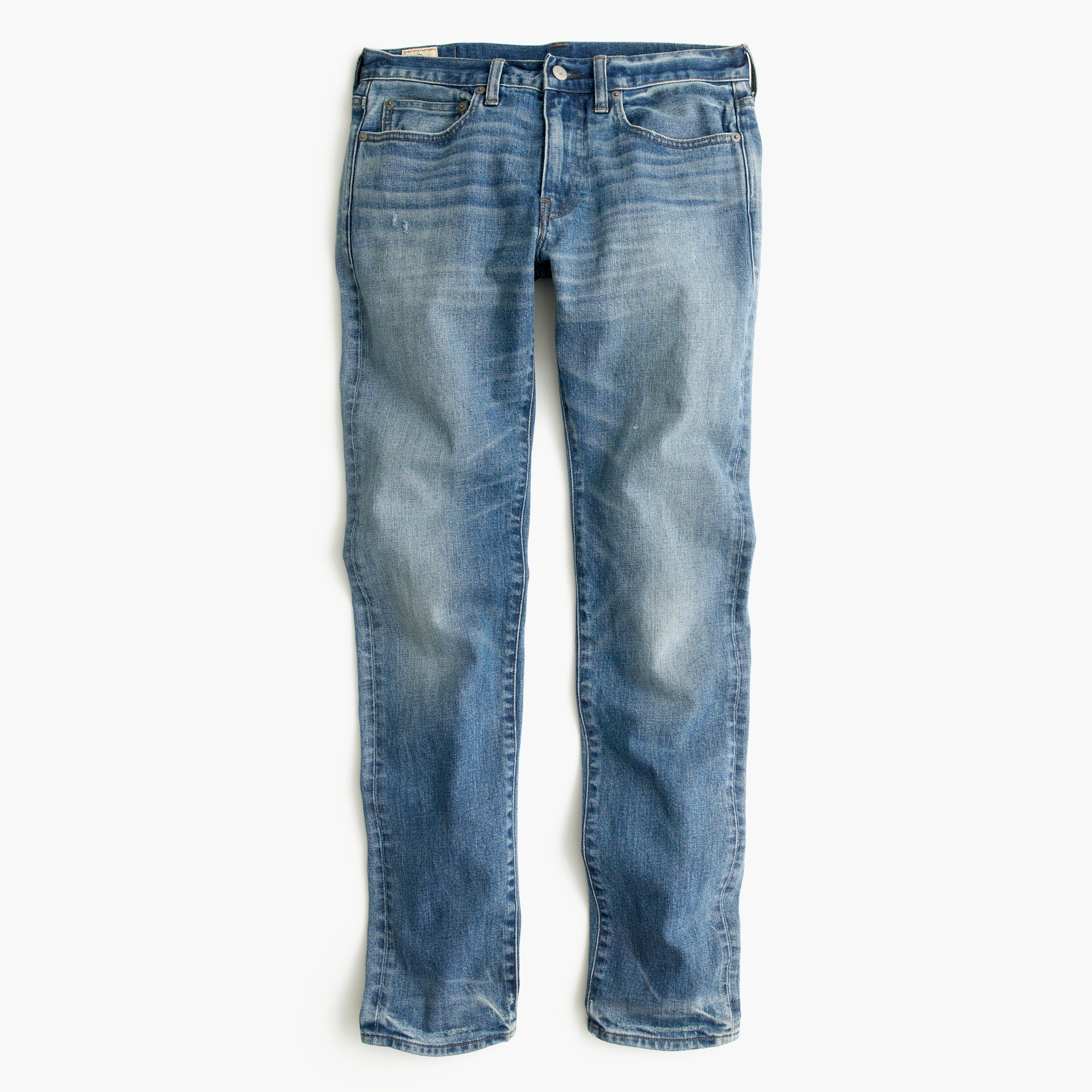 484 Slim-fit stretch jean in Whitford wash