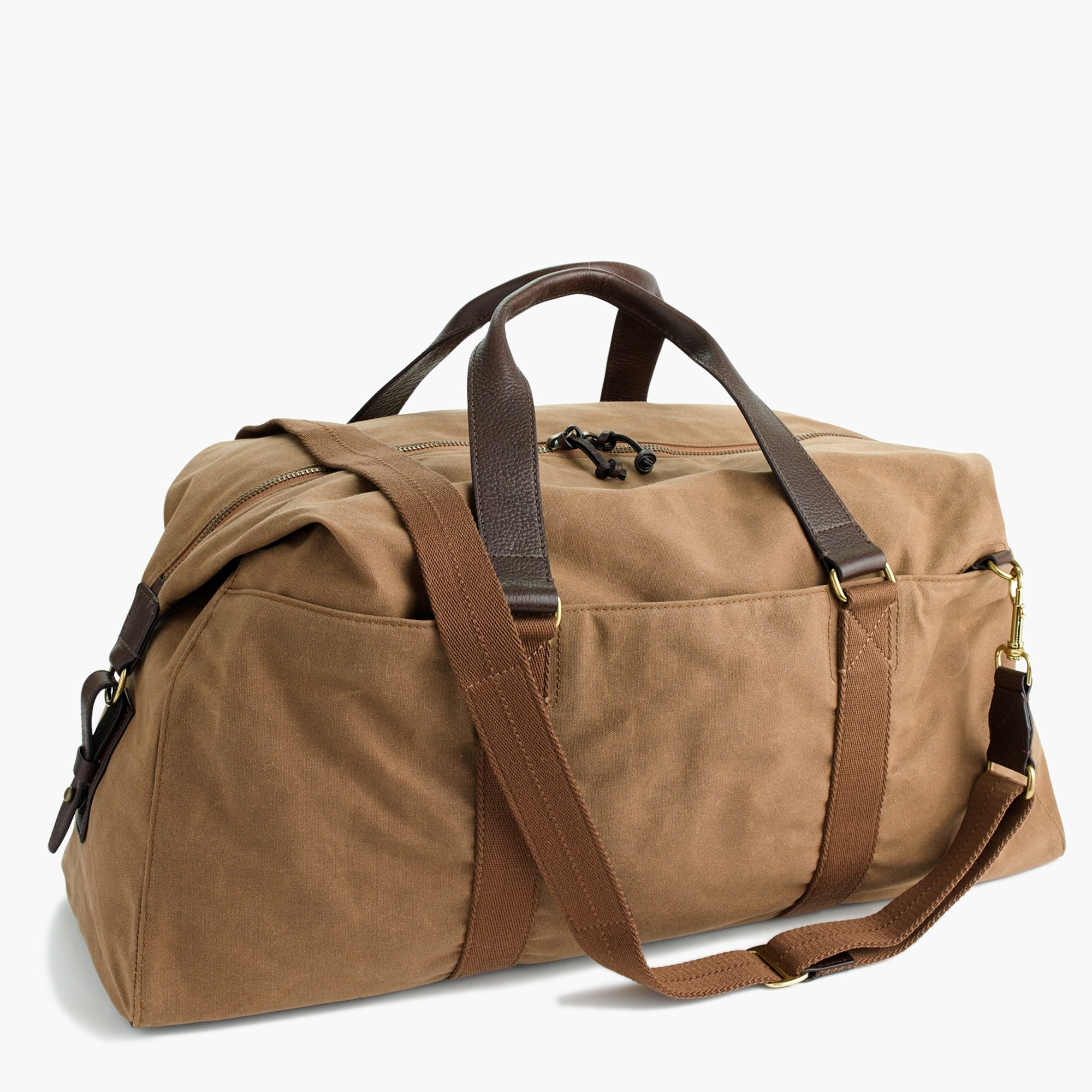 mens Abingdon weekender bag
