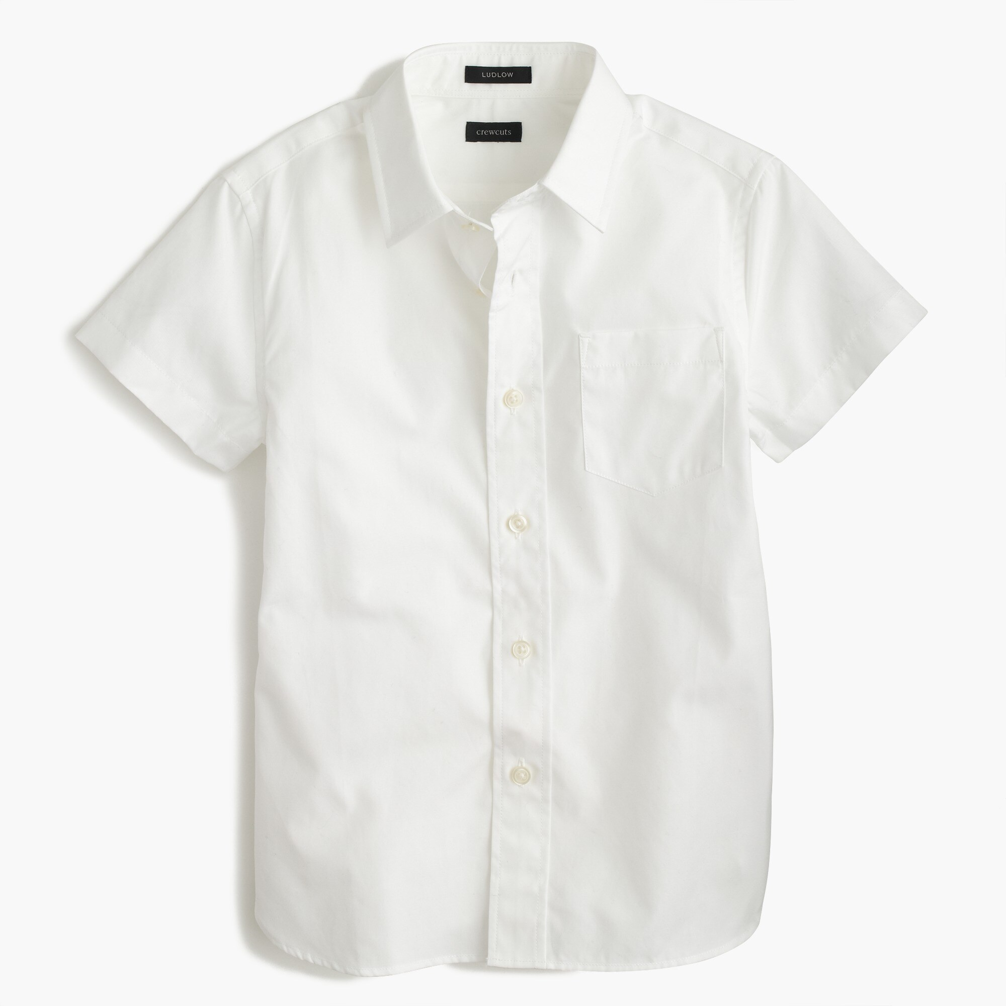 Image 3 for Boys' short-sleeve Ludlow shirt