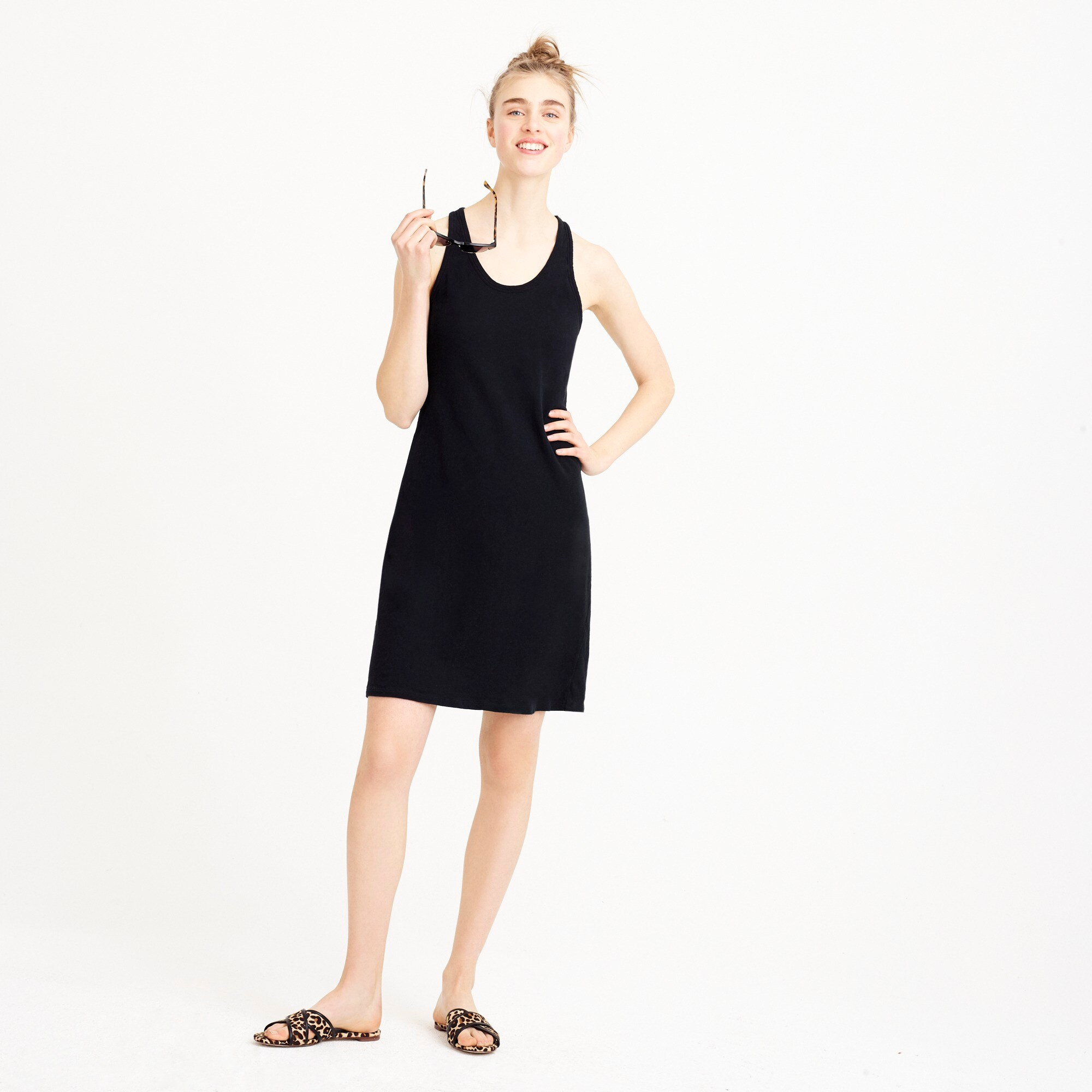 Image 1 for Racerback tank dress