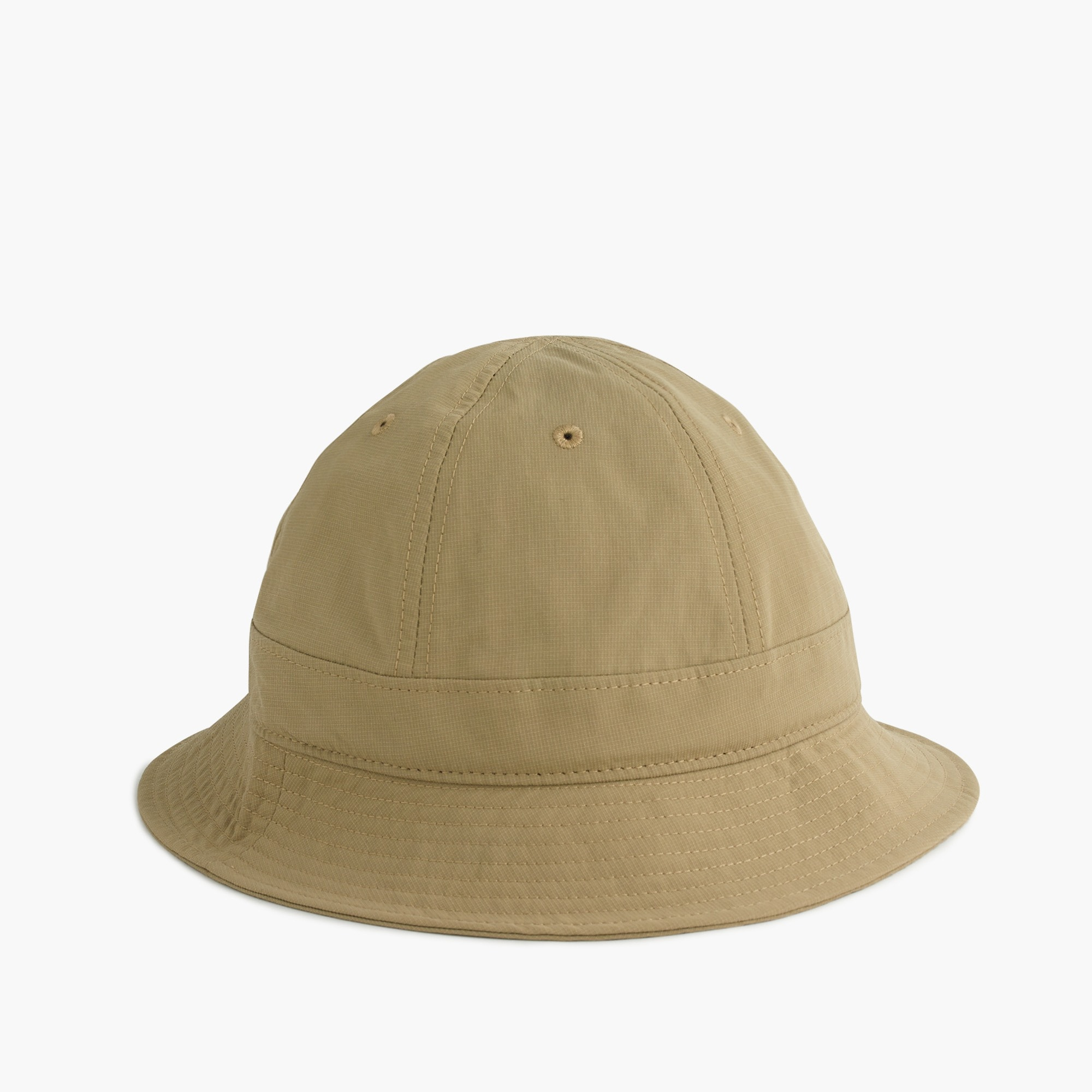 Sun-safe bucket hat