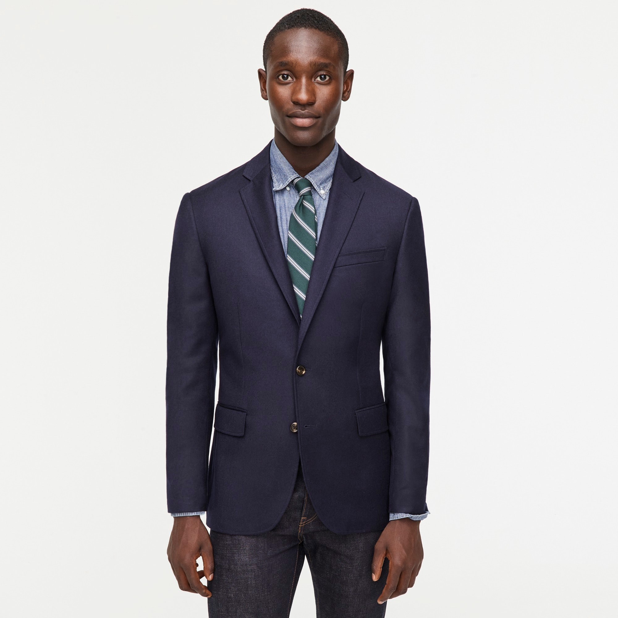 Crosby Legacy blazer in American wool men blazers c