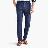 Thompson dress pant in heathered cotton