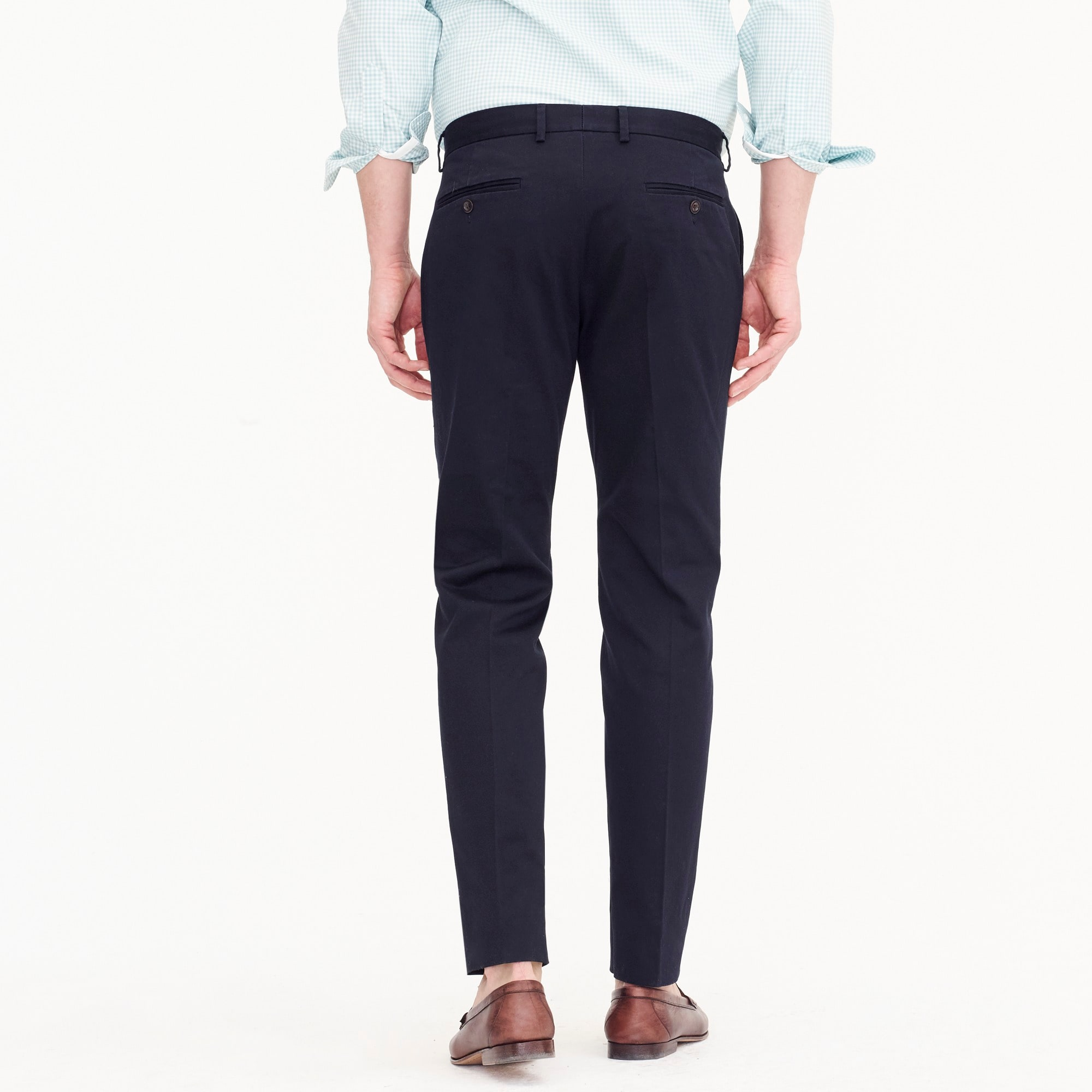 Ludlow Slim-fit pant in stretch chino