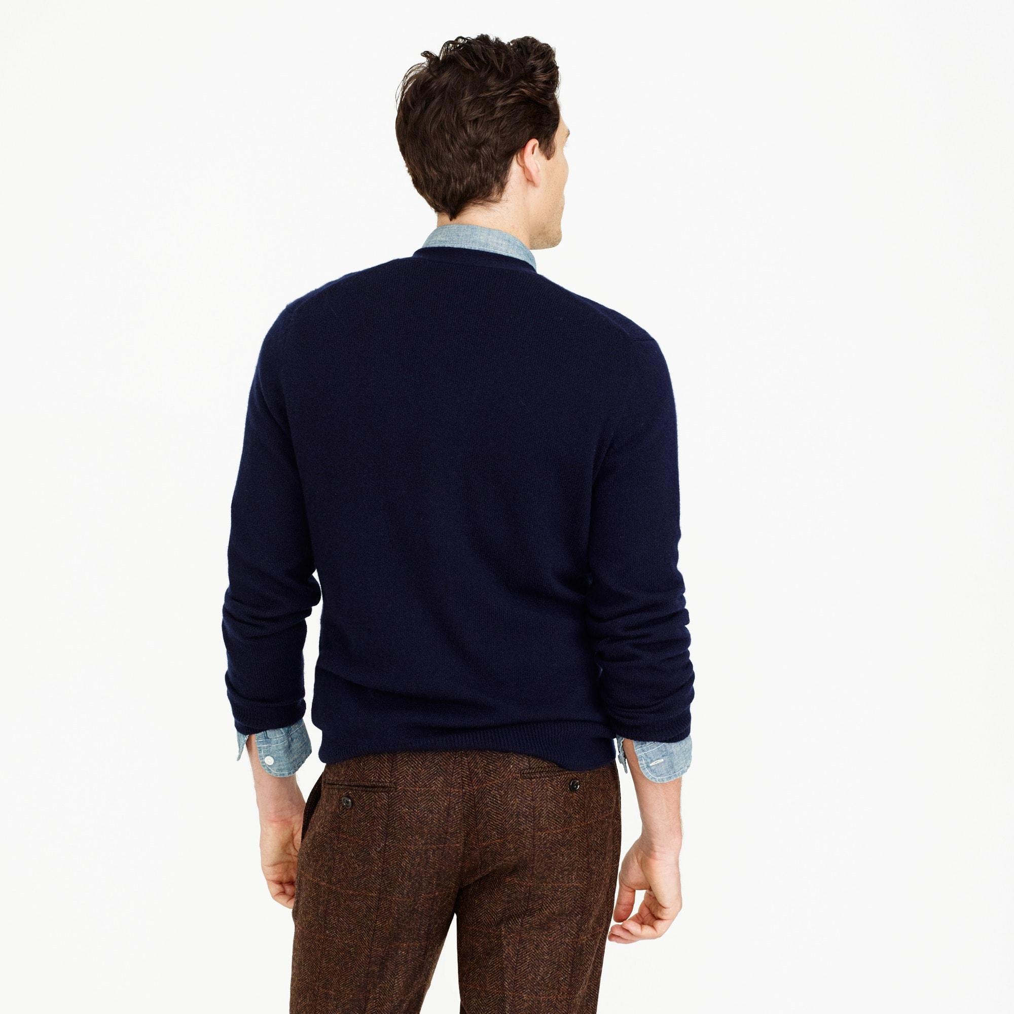 Italian cashmere cardigan