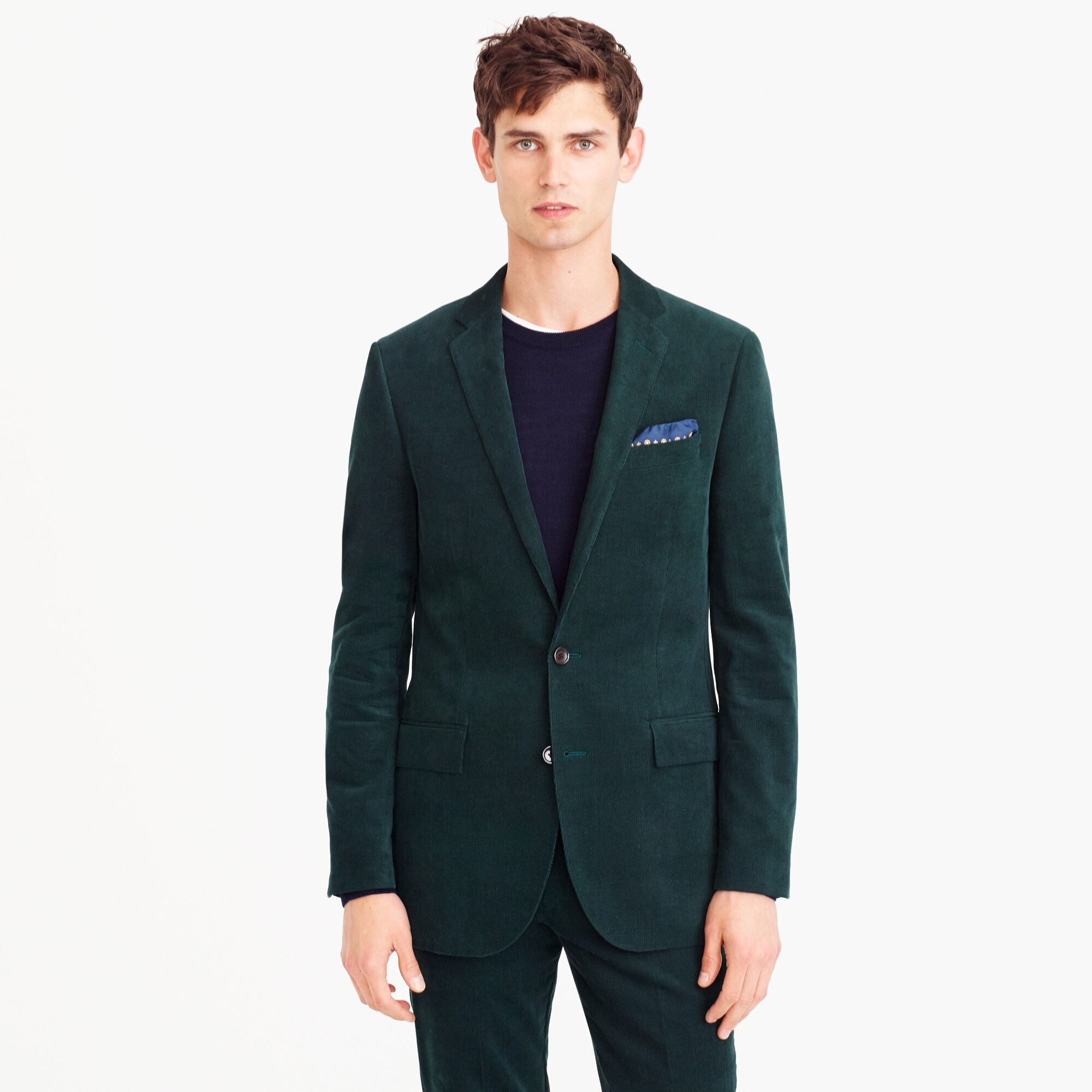 ludlow suit jacket in italian cotton corduroy : men's blazers