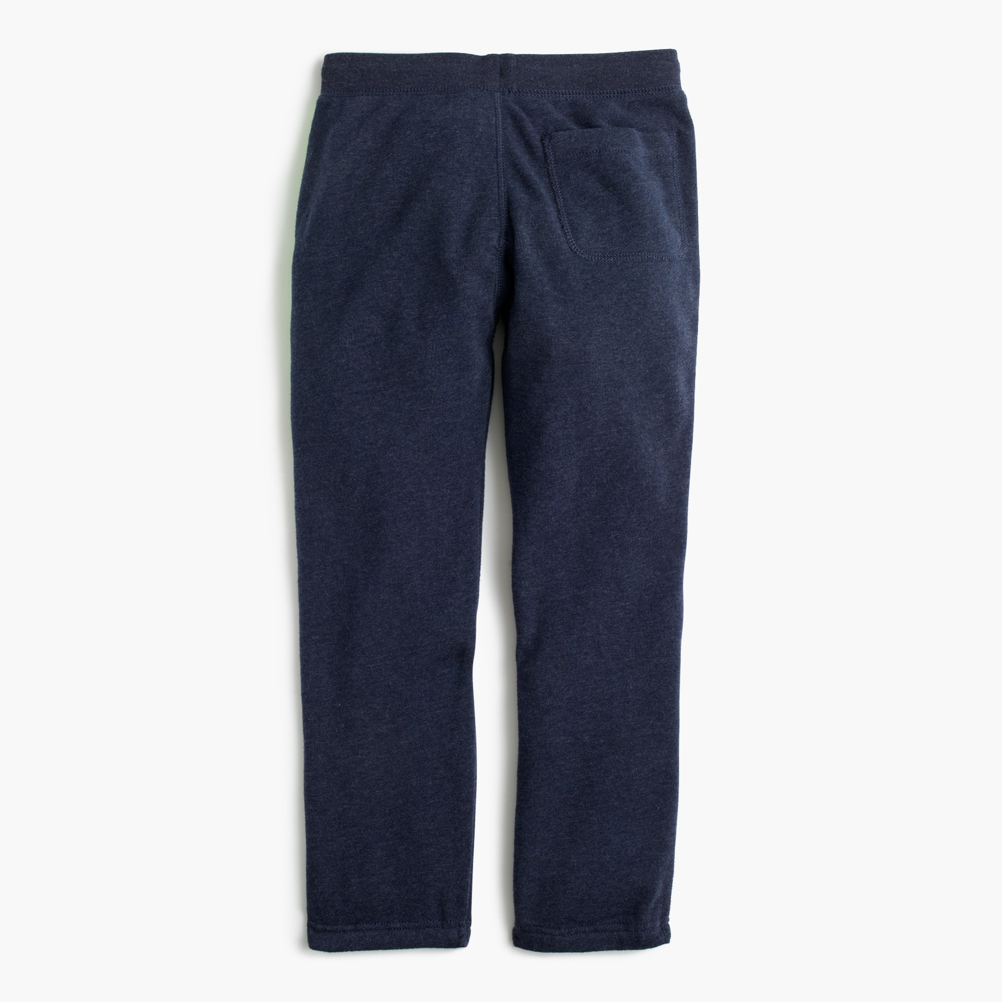 Boys' glow-in-the-dark stripe sweatpant in classic fit