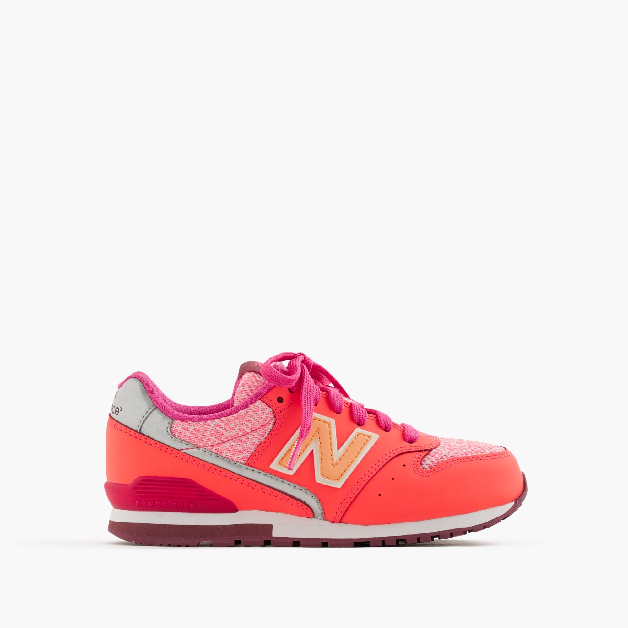 Kids' New Balance® for crewcuts 996 lace-up sneakers girl j.crew in good company c