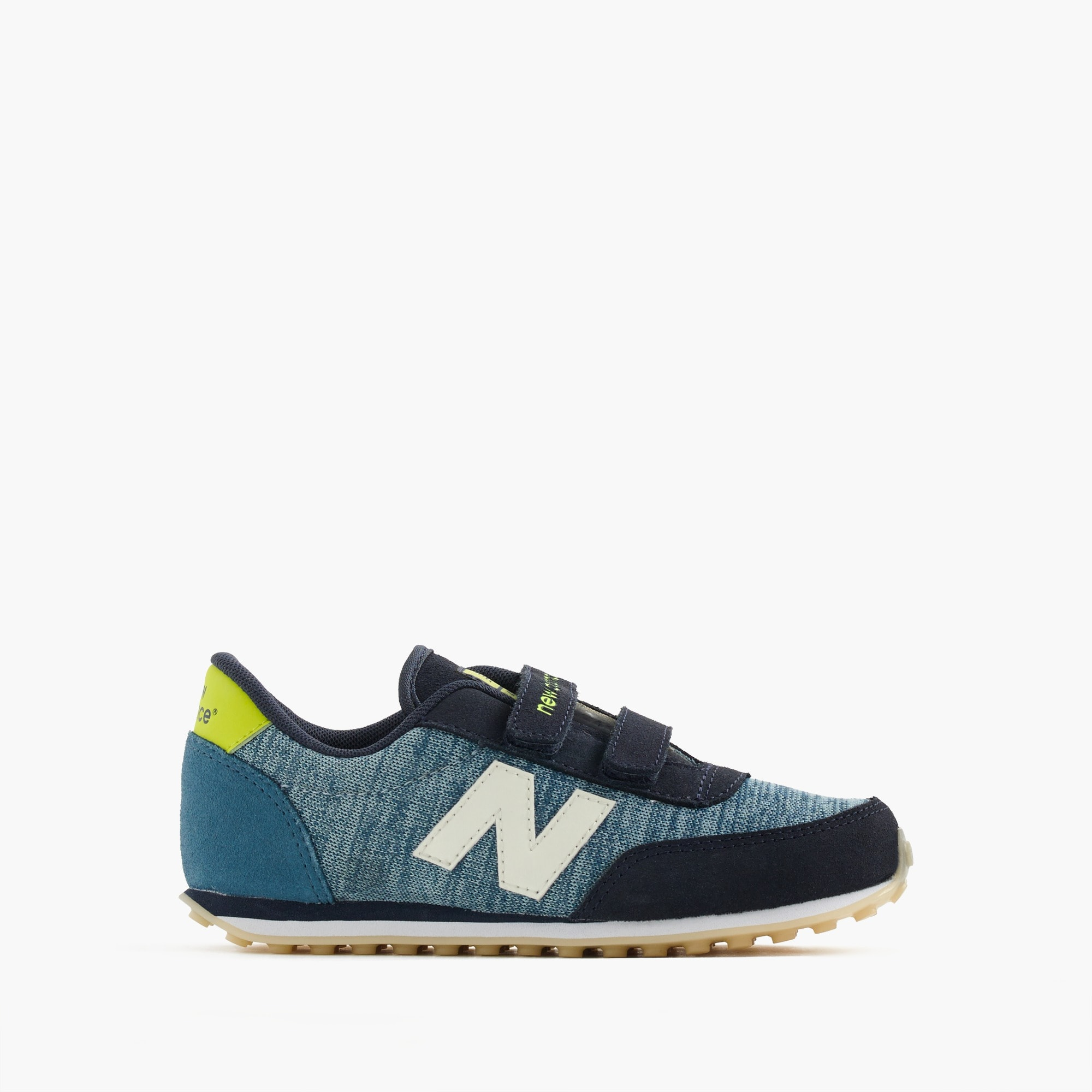 Kids' New Balance® for crewcuts glow-in-the-dark 410 sneakers boy j.crew in good company c