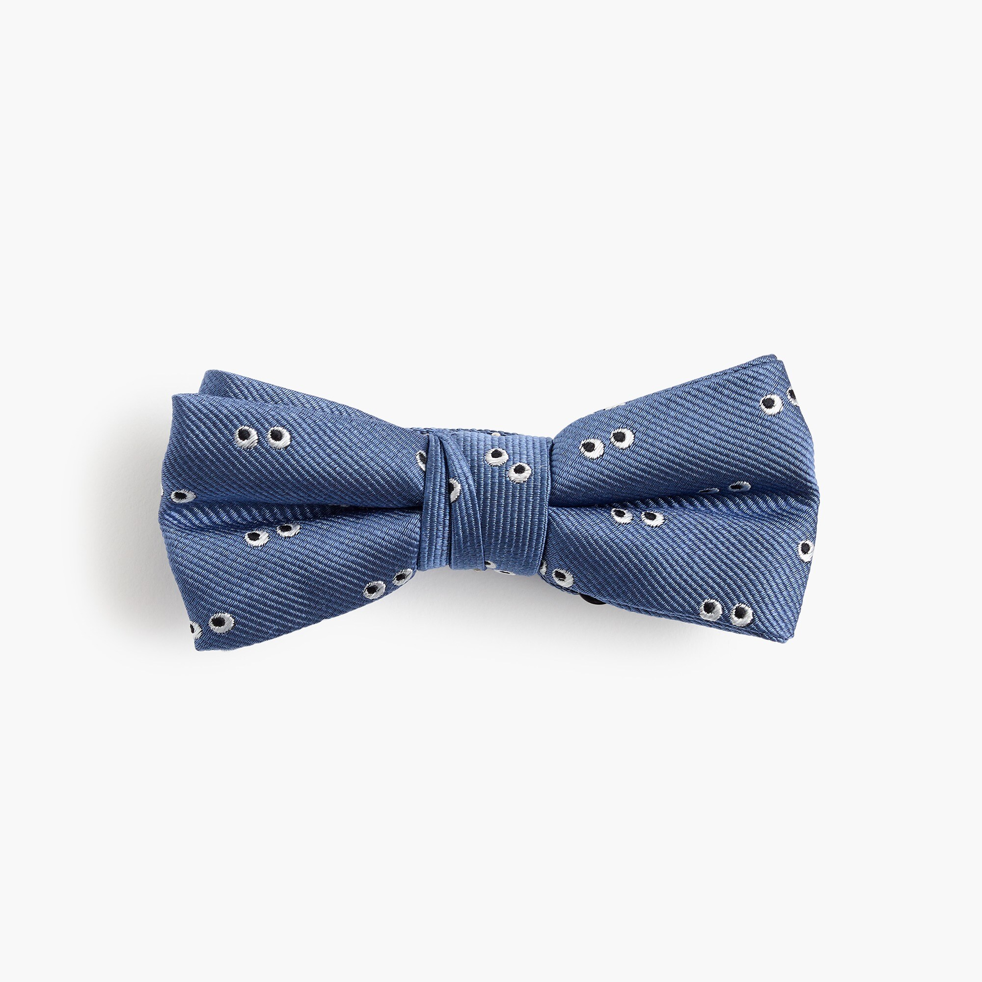 Boys' critter silk bow tie in Max the Monster