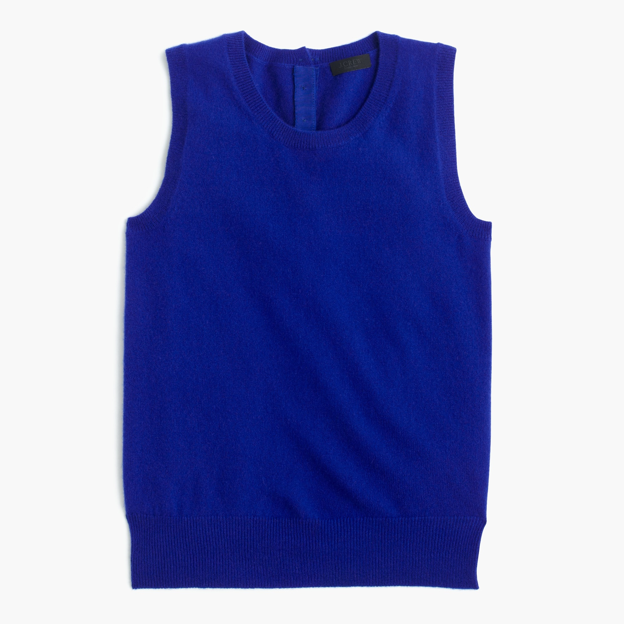 Italian cashmere shell top