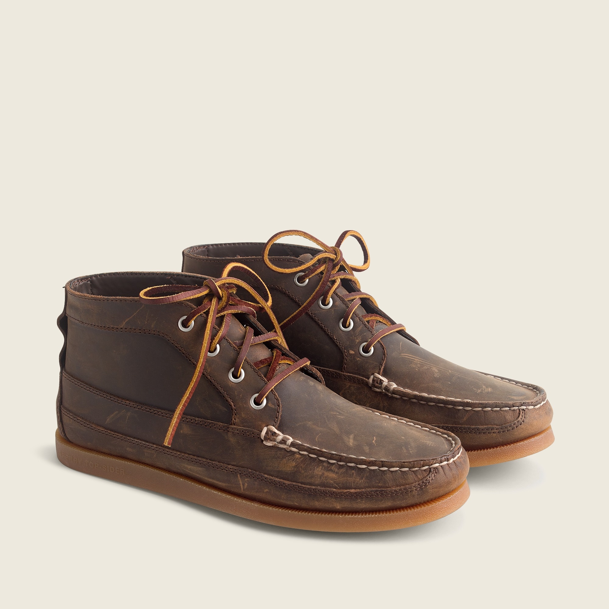 mens Sperry® for J.Crew chukka boots