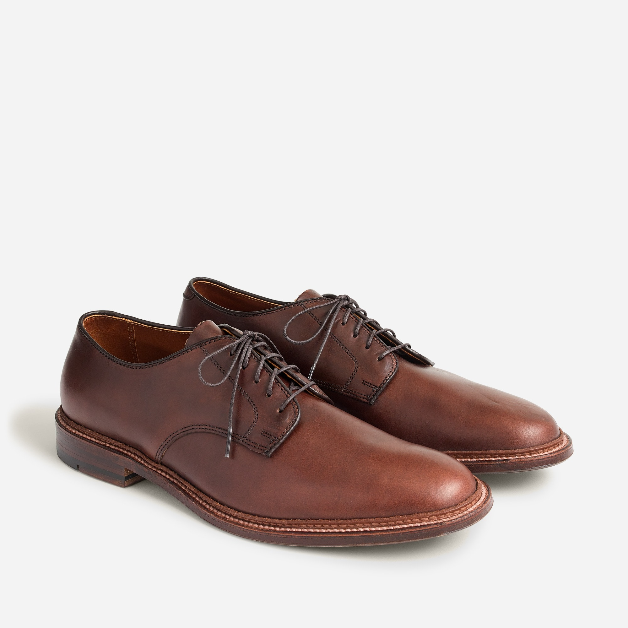Alden® bluchers men j.crew in good company c