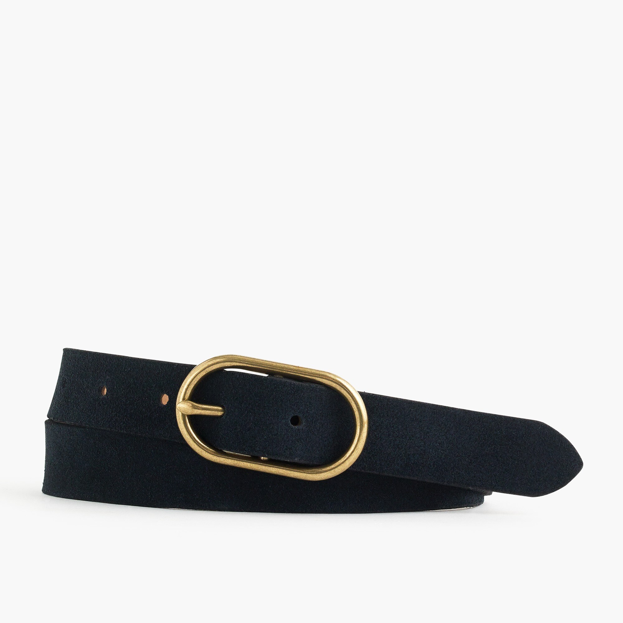 womens Suede belt