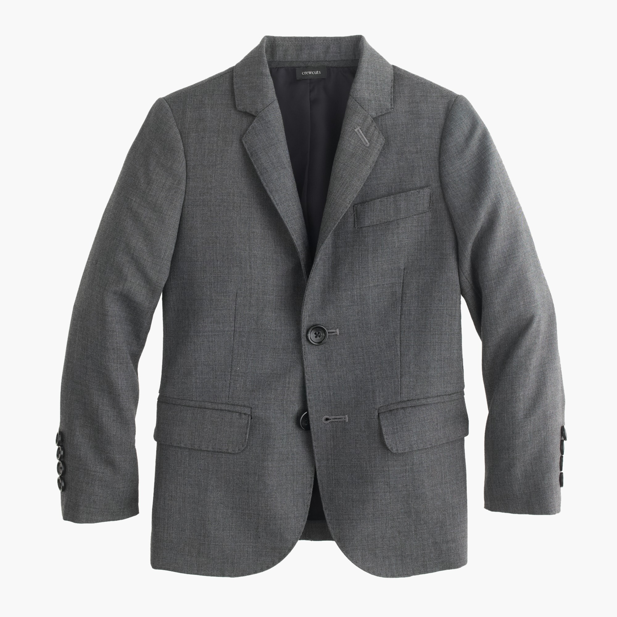 Boys' Ludlow suit jacket in Italian worsted wool boy blazers & vests c