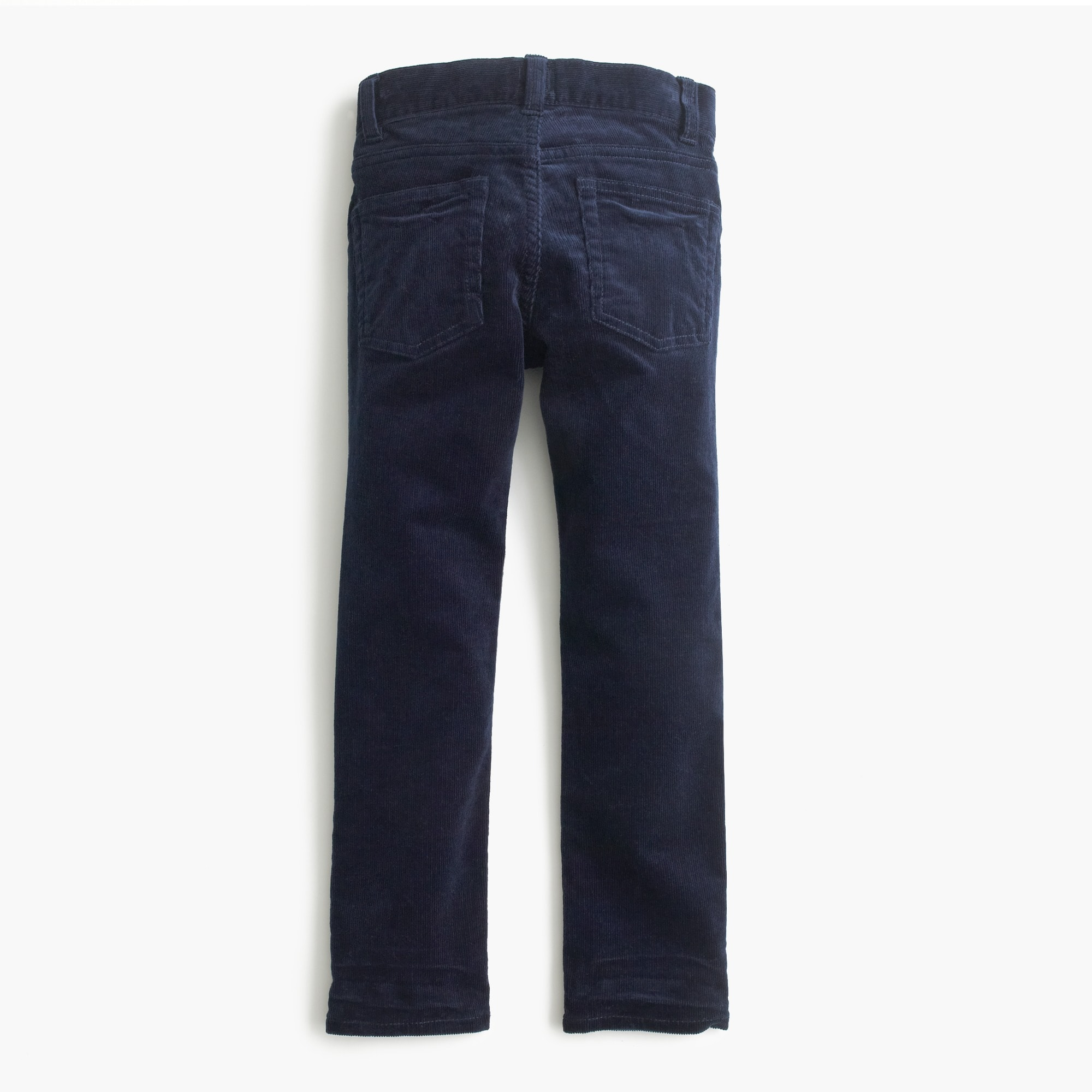 Boys' cord in stretch skinny fit